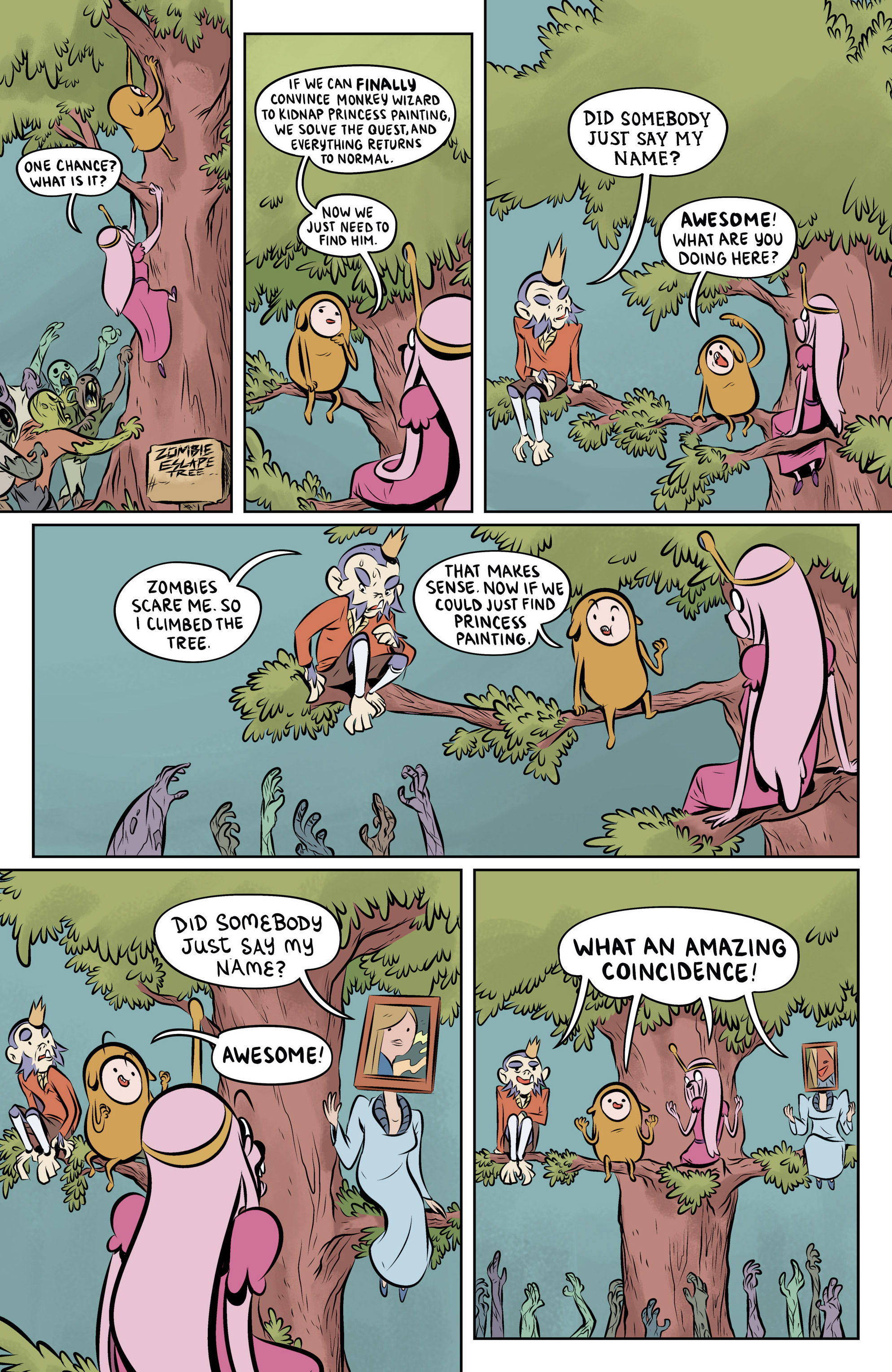 Read online Adventure Time: The Flip Side comic -  Issue #6 - 20
