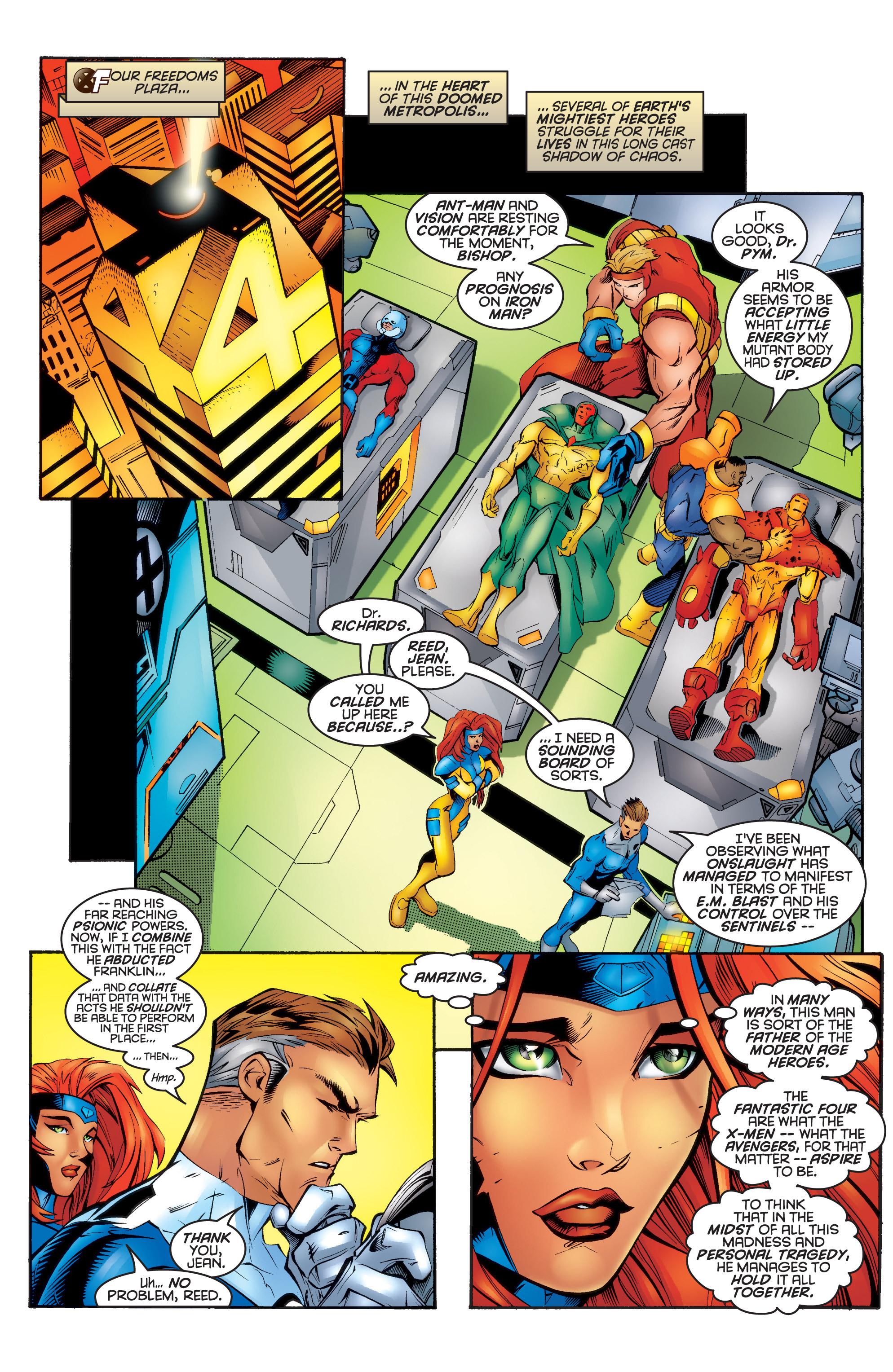 Read online Uncanny X-Men (1963) comic -  Issue #336 - 11