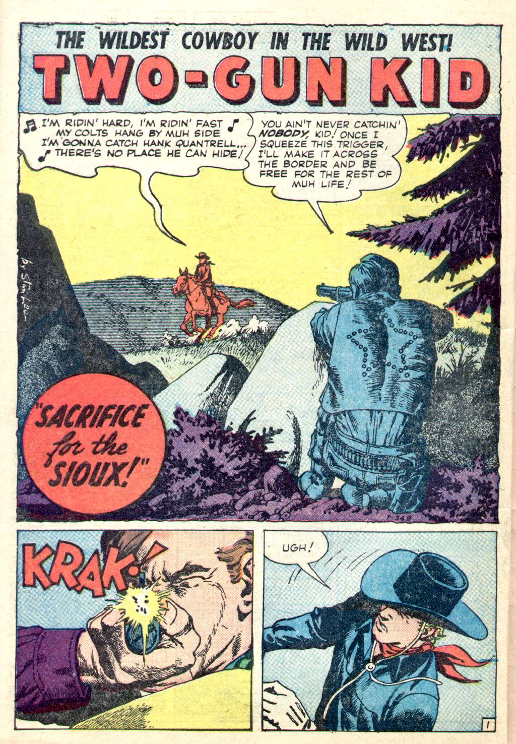 Read online Two-Gun Kid comic -  Issue #49 - 28