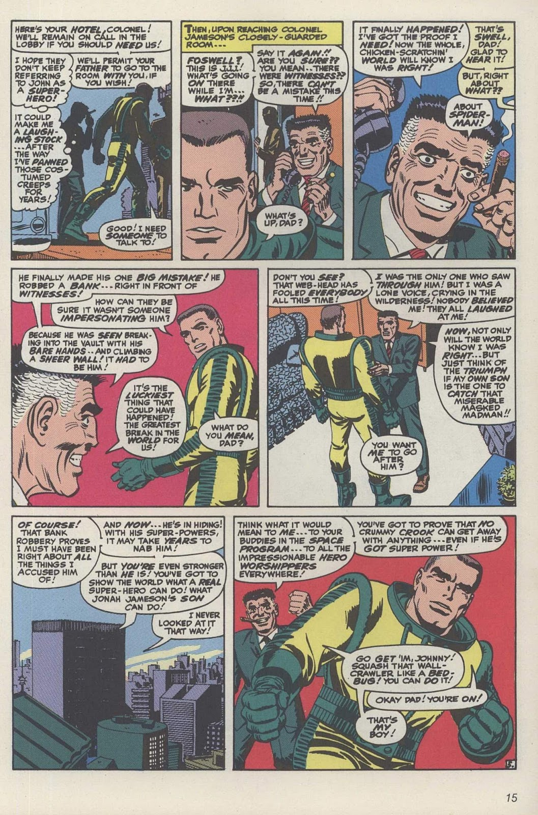 The Amazing Spider-Man (1979) issue TPB - Page 17