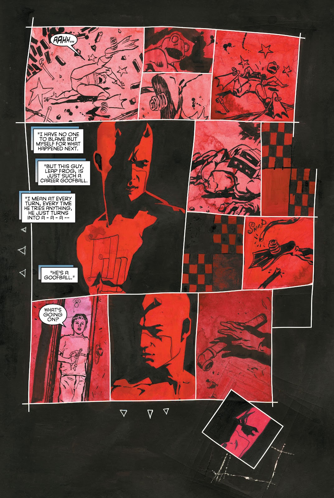 Read online Daredevil (1998) comic -  Issue # _Ultimate_Collection TPB 1 (Part 1) - 72