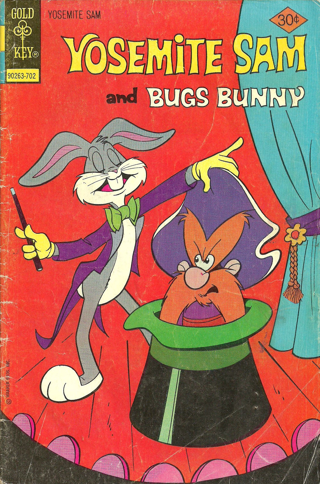 Yosemite Sam and Bugs Bunny 42 Page 1