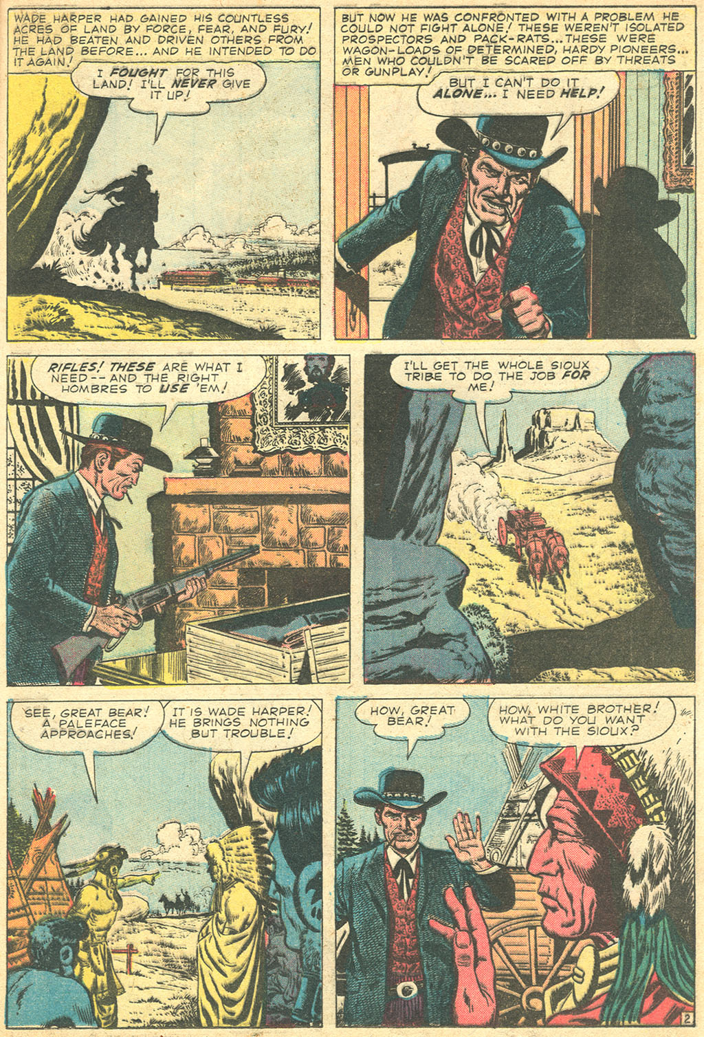 Read online Two-Gun Kid comic -  Issue #50 - 21