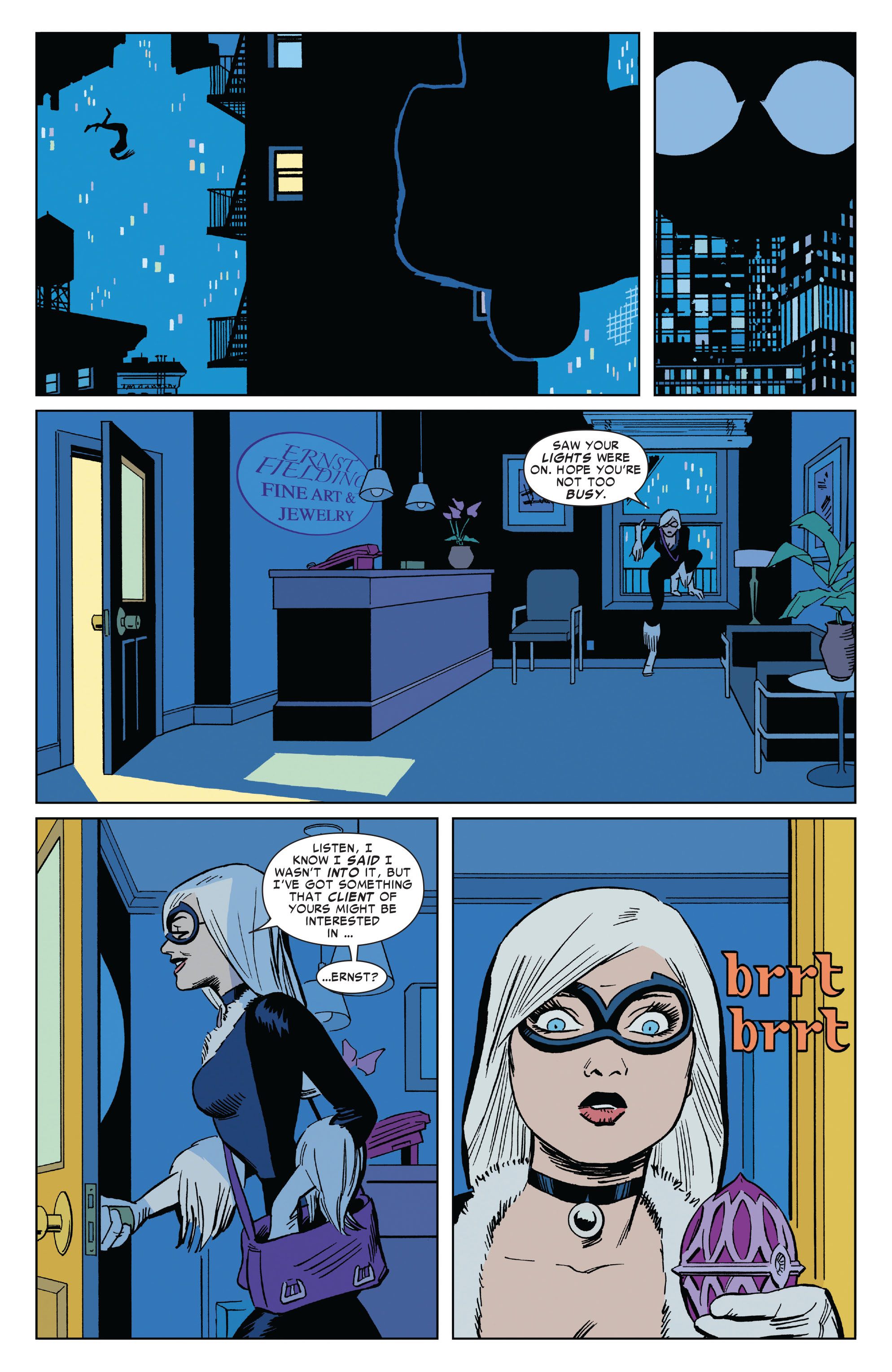Read online Amazing Spider-Man Presents: Black Cat comic -  Issue #1 - 23