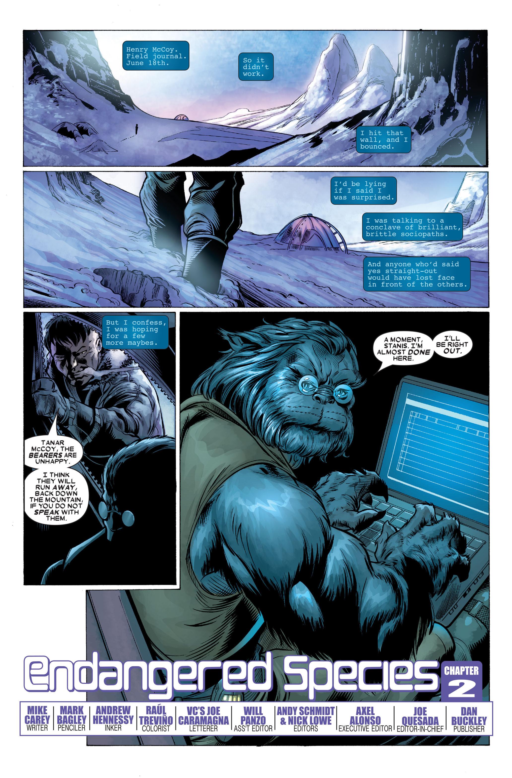 Read online Uncanny X-Men (1963) comic -  Issue #488 - 25