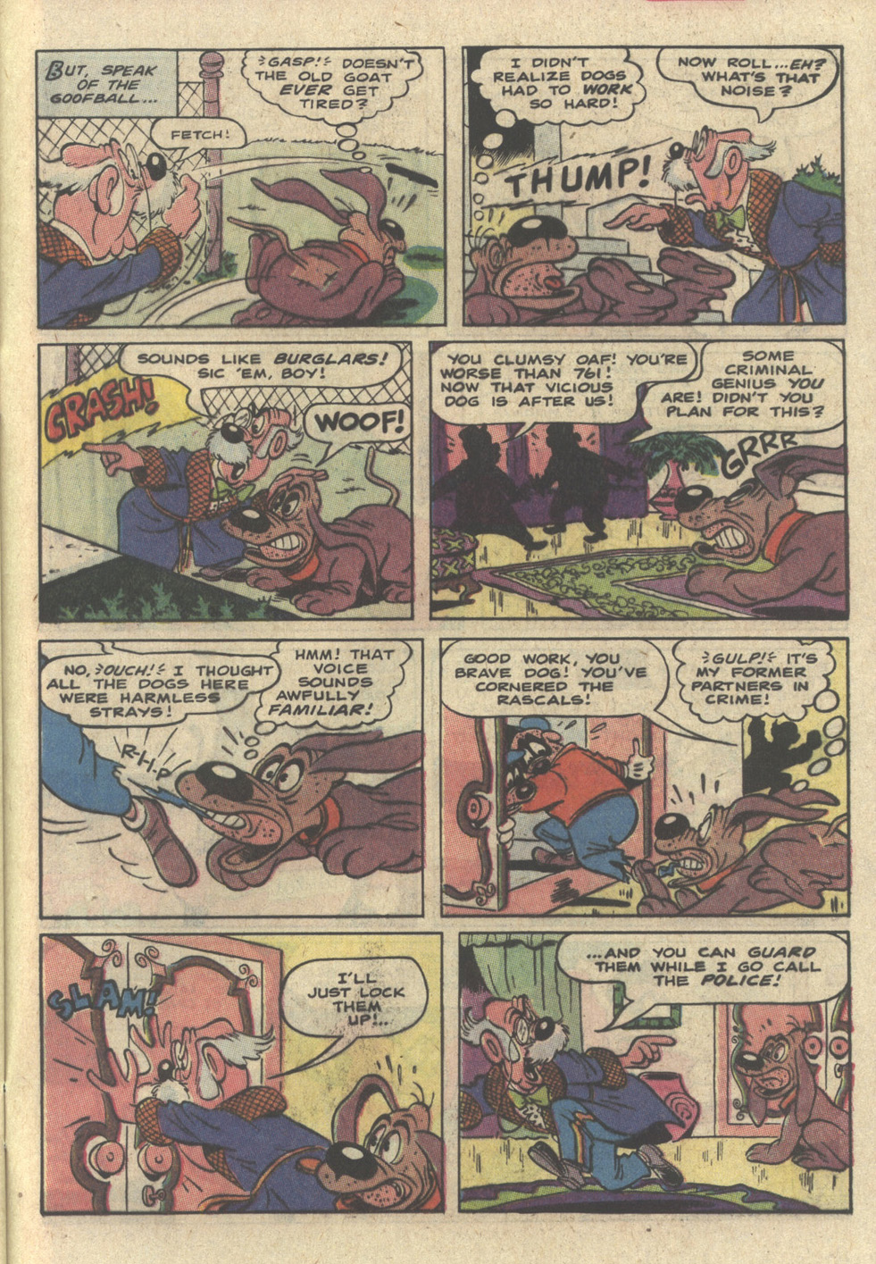 Read online Uncle Scrooge (1953) comic -  Issue #236 - 33