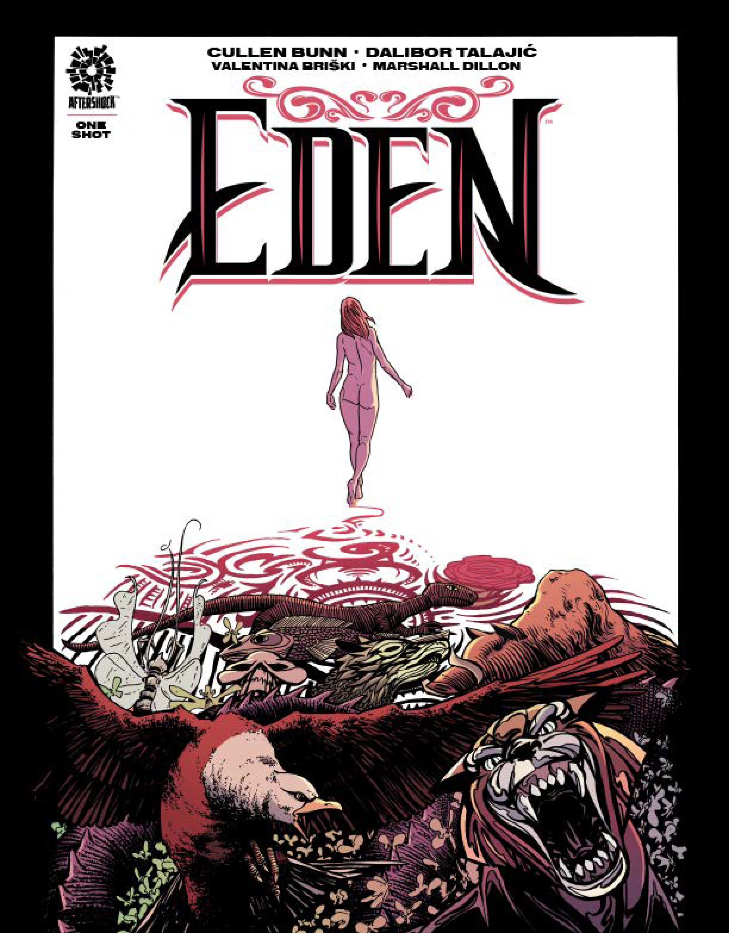 Eden (2021) issue Full - Page 1