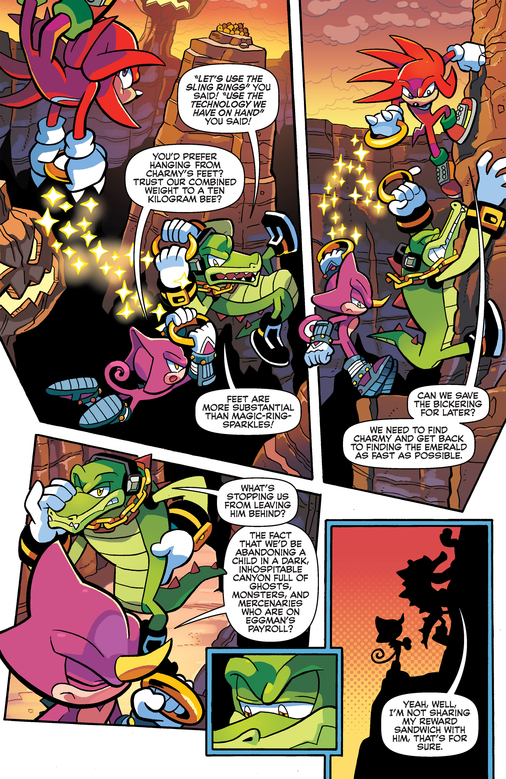 Read online Sonic Universe comic -  Issue #63 - 16