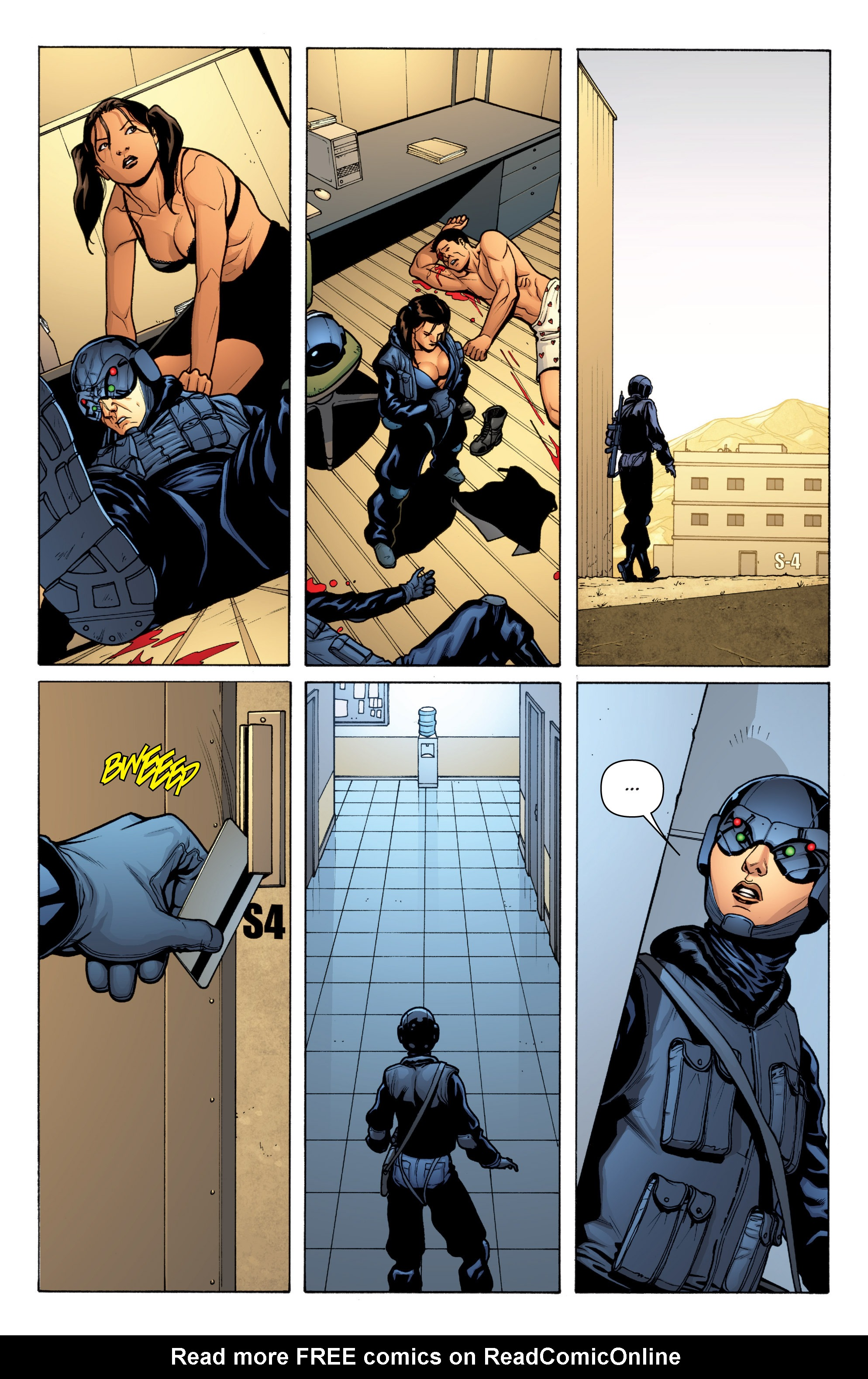 Read online Archer and Armstrong comic -  Issue #Archer and Armstrong _TPB 3 - 39