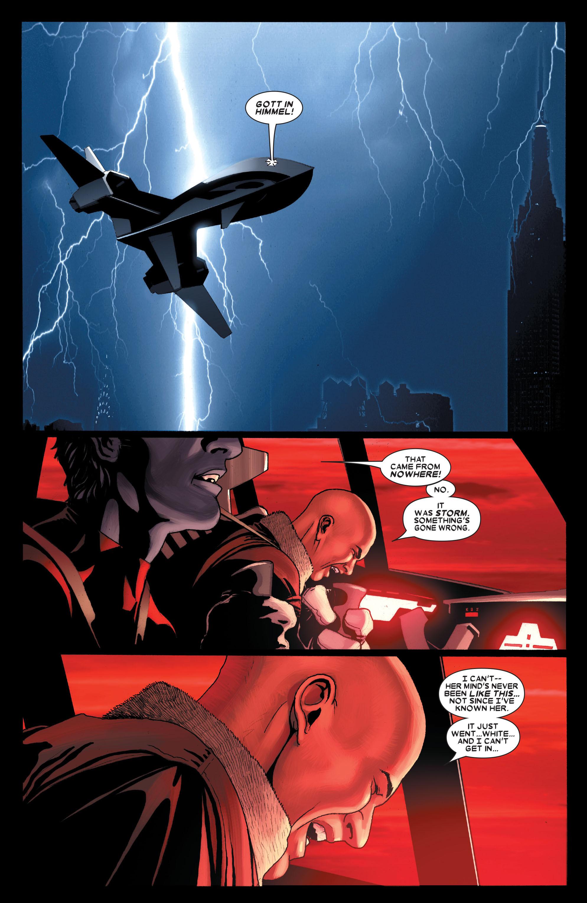 Read online Uncanny X-Men (1963) comic -  Issue #490 - 22