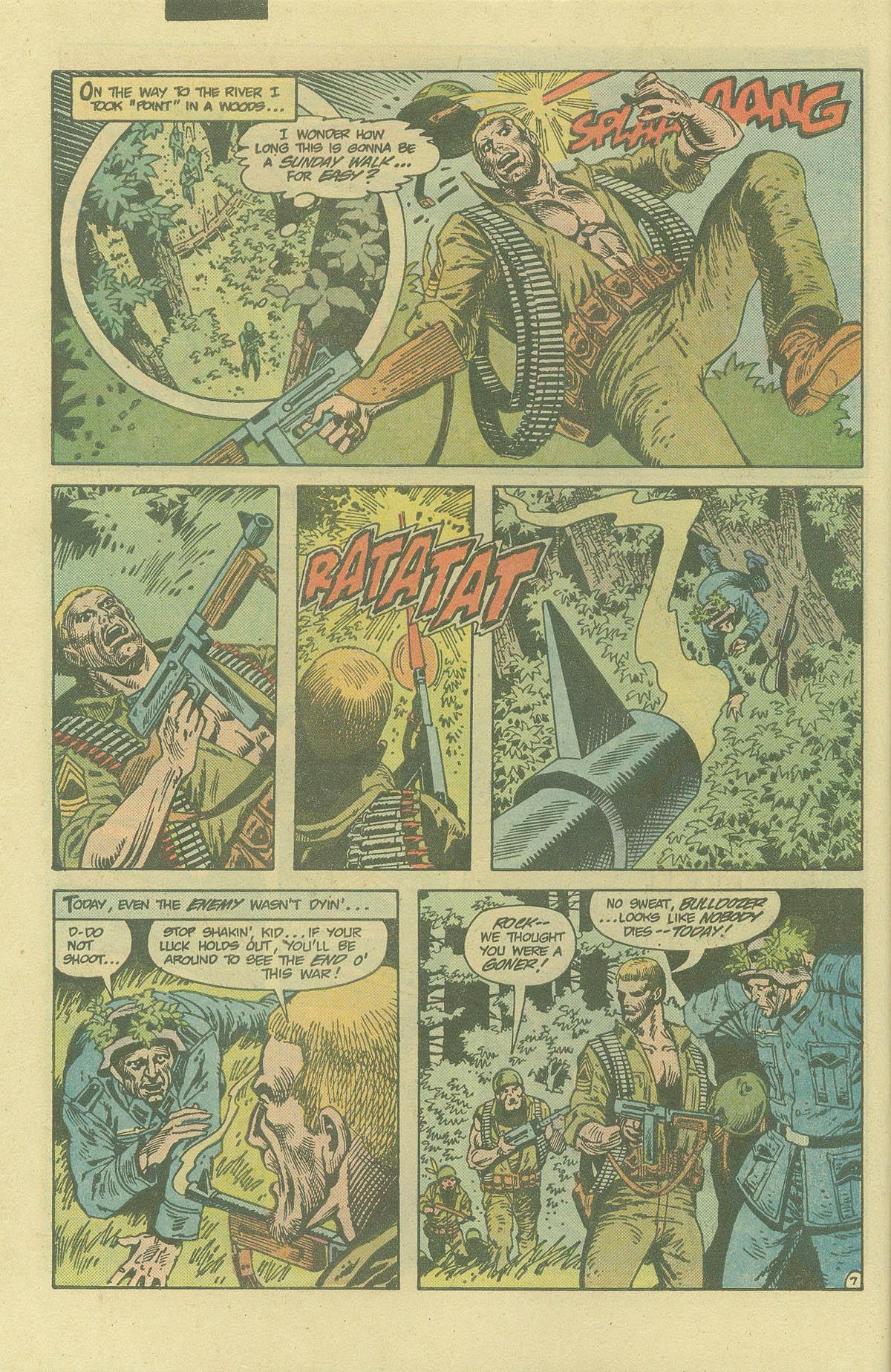 Read online Sgt. Rock comic -  Issue #394 - 9