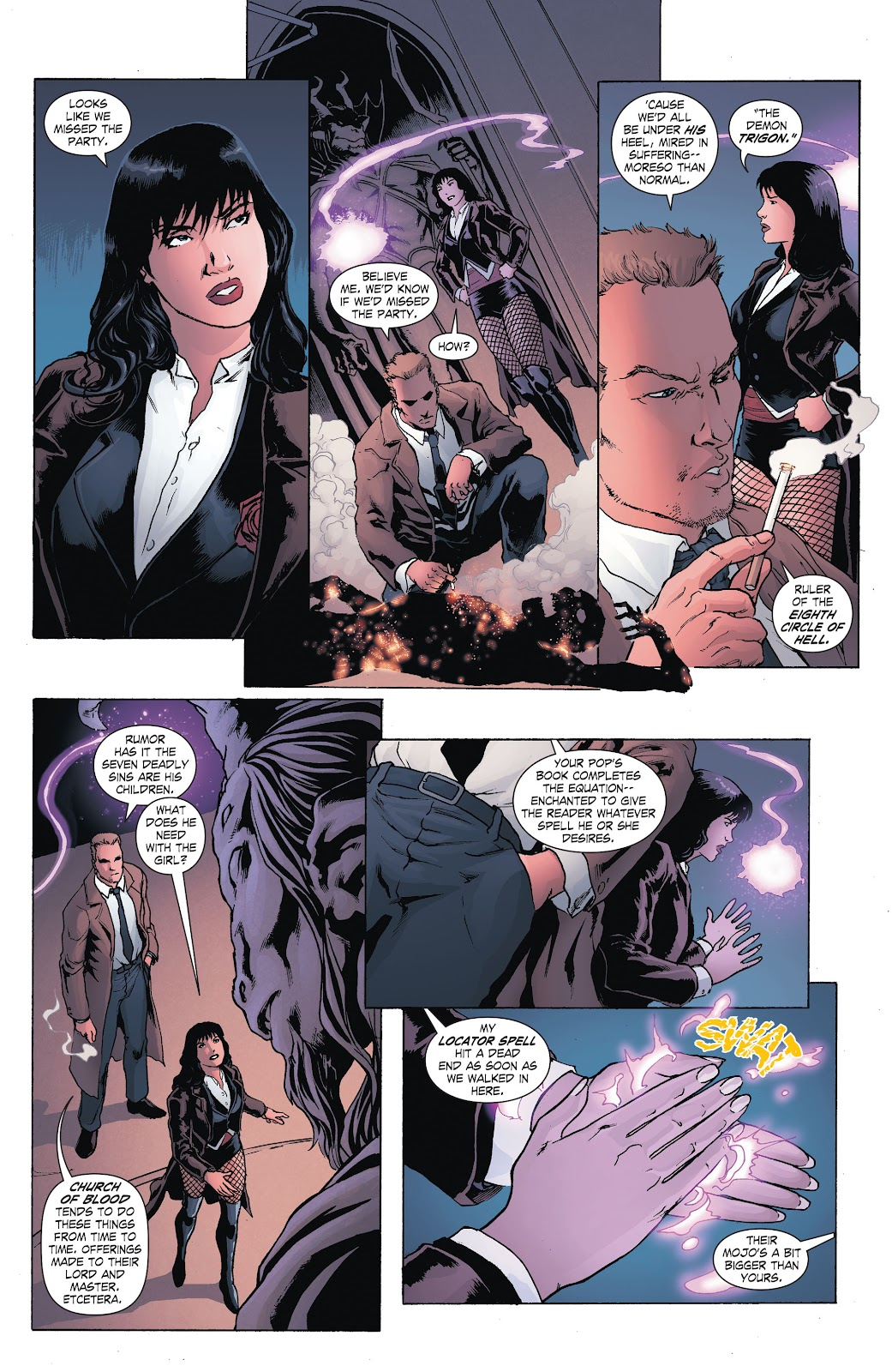 Read online Smallville Season 11 [II] comic -  Issue # TPB 8 - 27