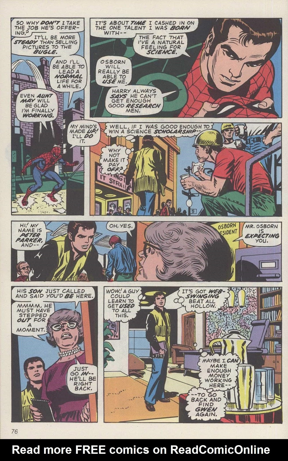 The Amazing Spider-Man (1979) issue TPB - Page 78