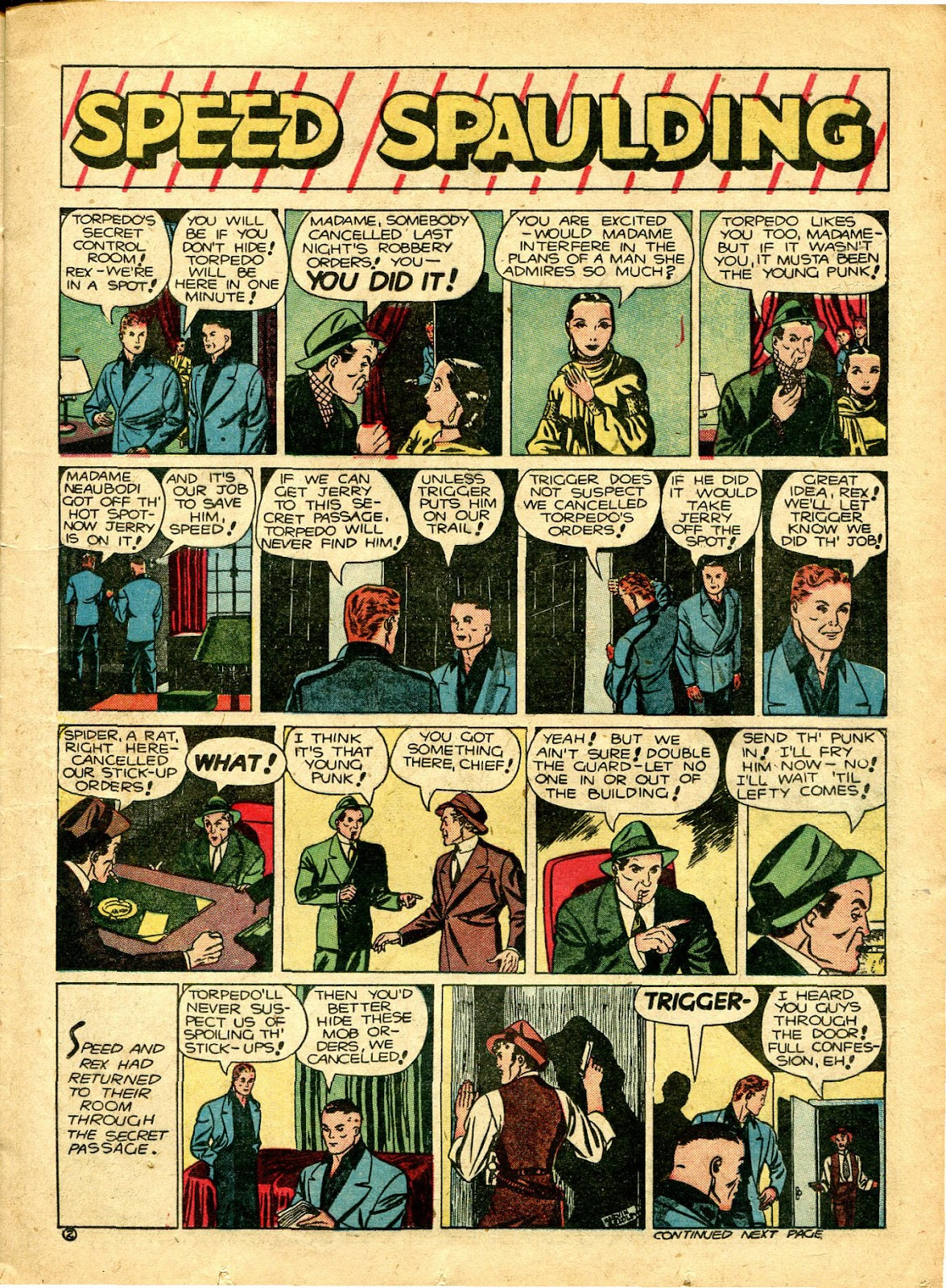 Read online Famous Funnies comic -  Issue #77 - 22