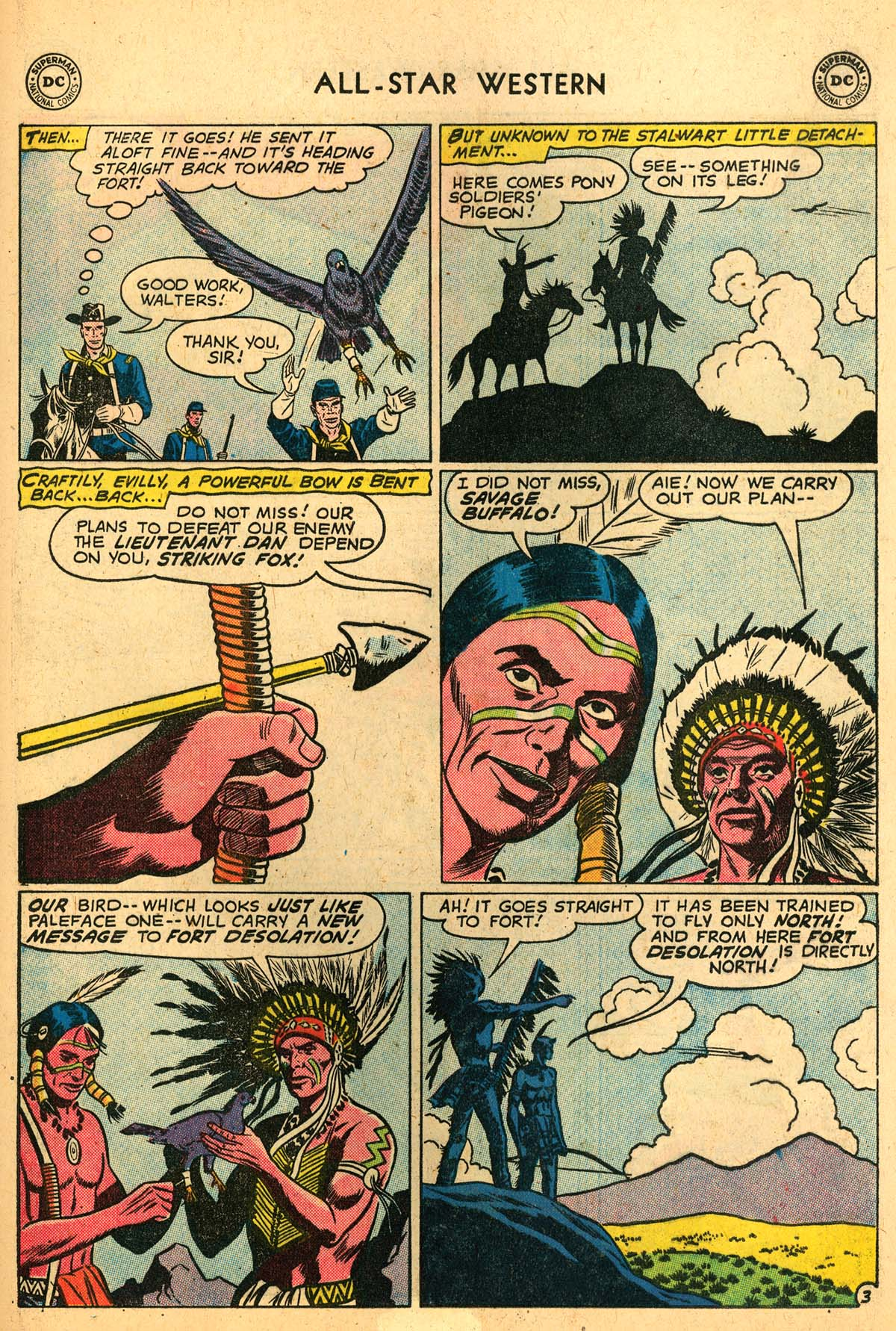 Read online All-Star Western (1951) comic -  Issue #110 - 17
