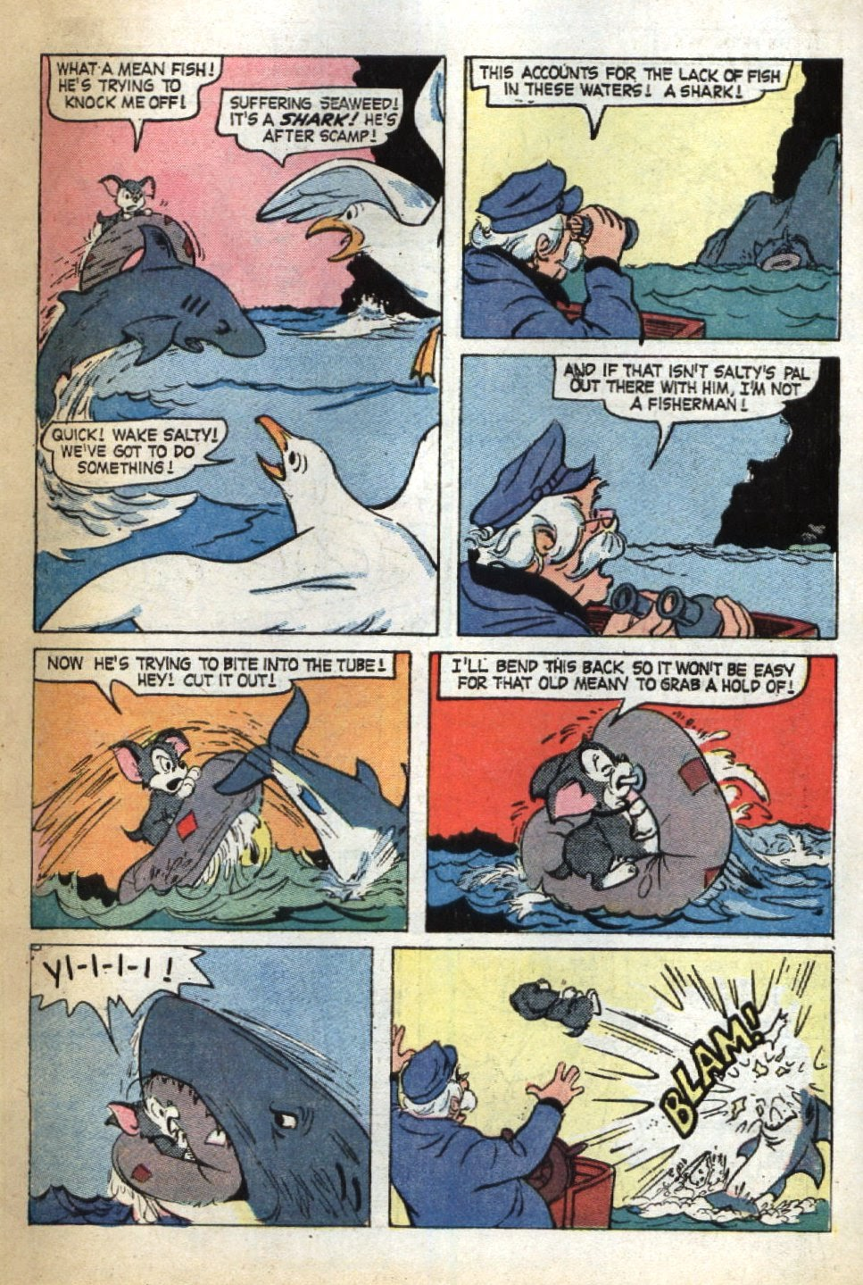 Scamp (1967) issue 11 - Page 11