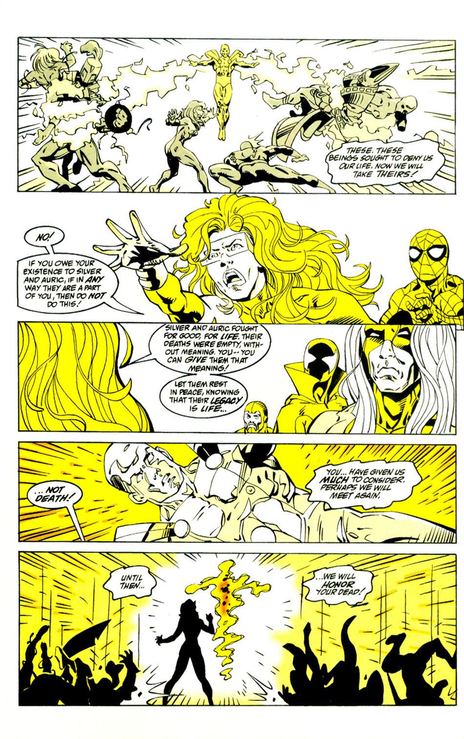 Read online Alpha Flight (1983) comic -  Issue #121 - 22
