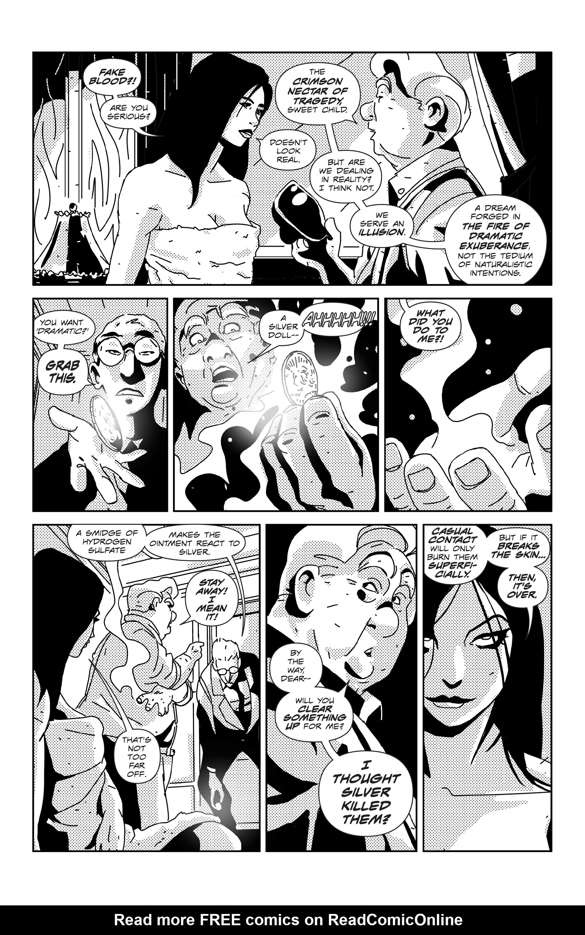Read online Silver comic -  Issue #4 - 15