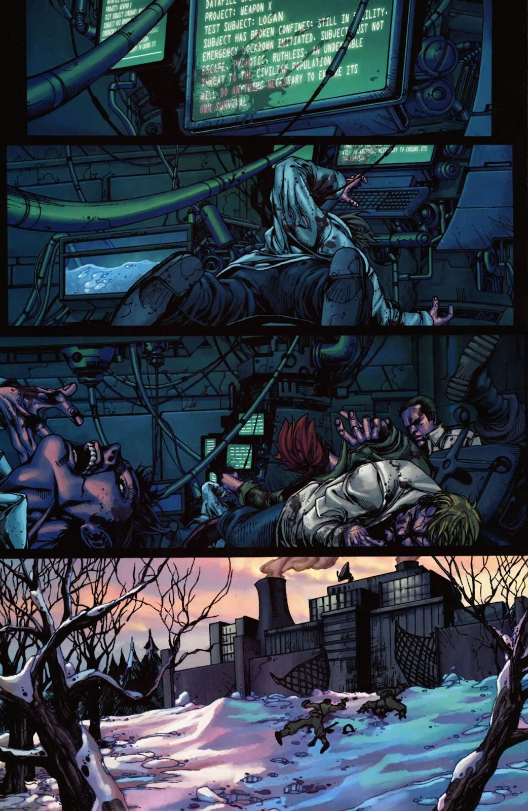 Read online Wolverine (2003) comic -  Issue #900 - 96