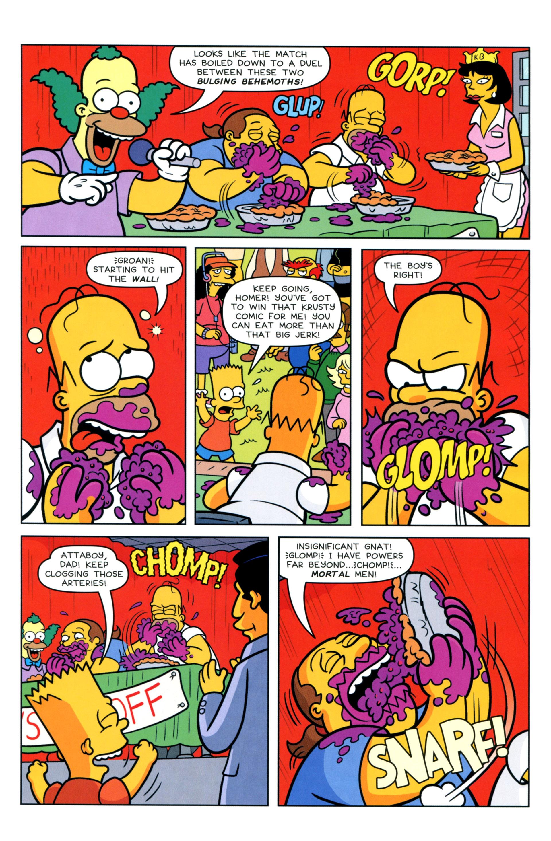 Read online Simpsons Comics Presents Bart Simpson comic -  Issue #83 - 11