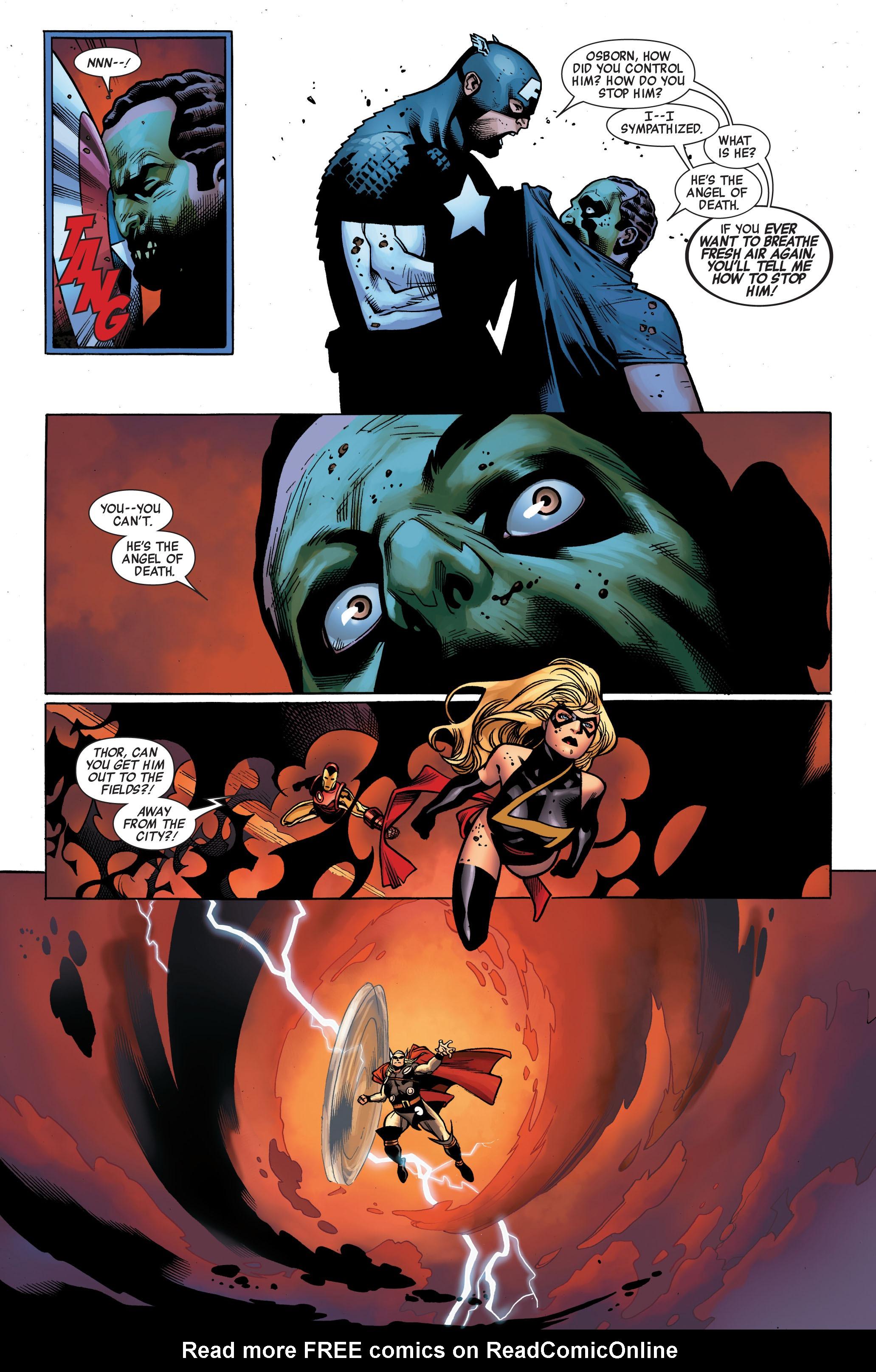 Read online Siege (2010) comic -  Issue #4 - 12