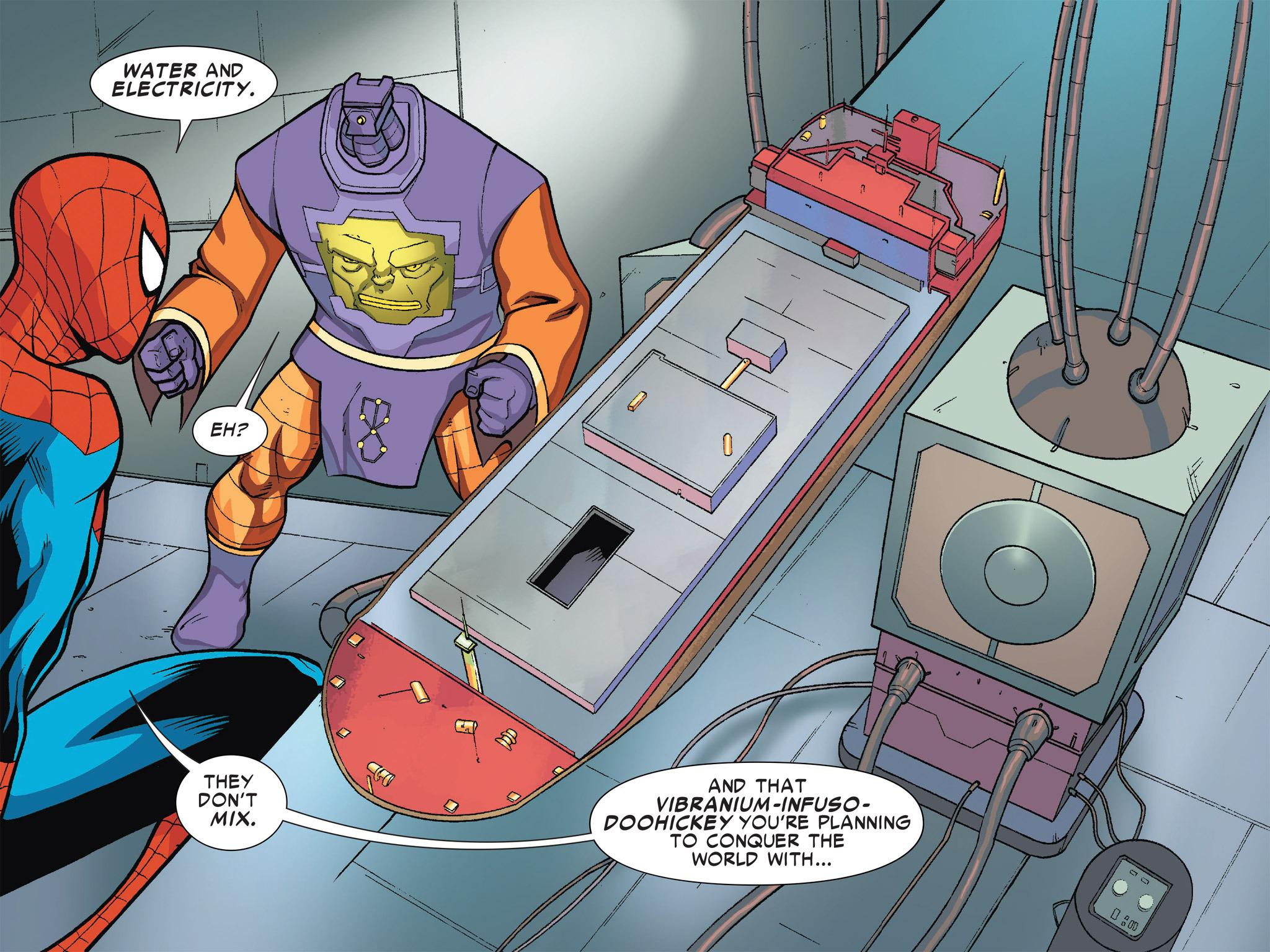 Read online Ultimate Spider-Man (Infinite Comics) (2016) comic -  Issue #5 - 34