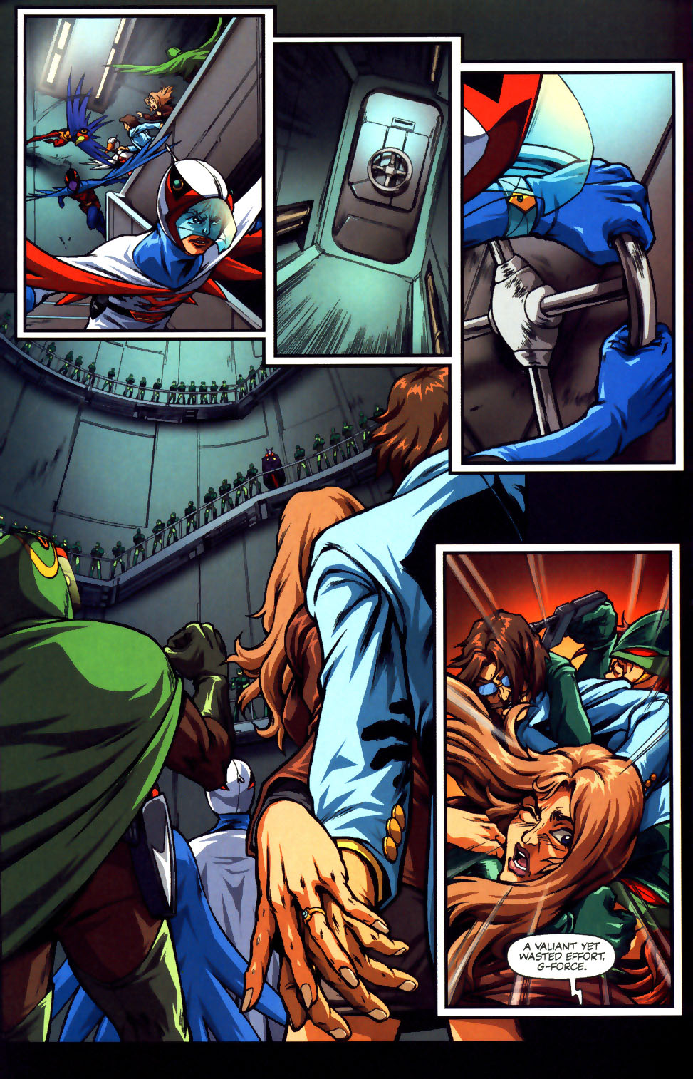 Battle of the Planets Issue #12 #14 - English 30