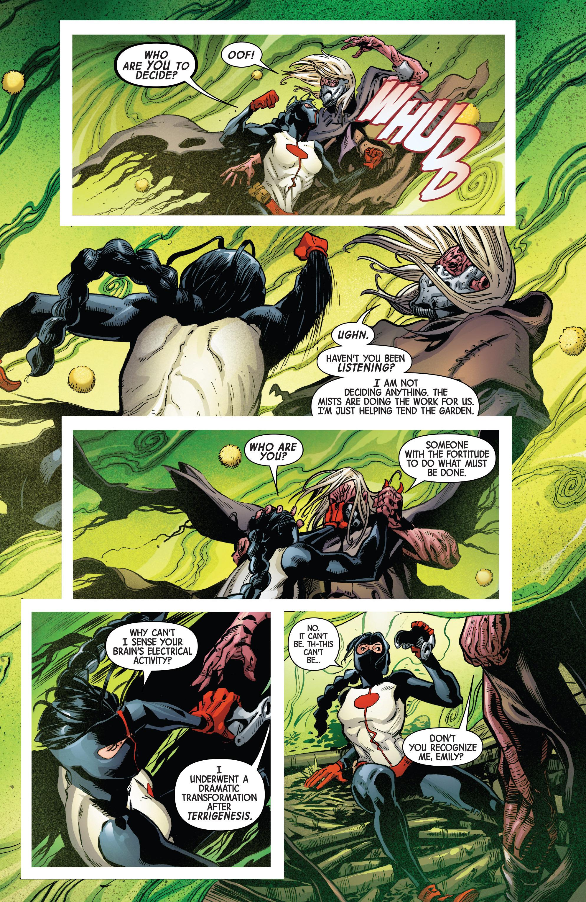 Read online Uncanny Avengers [II] comic -  Issue #3 - 21