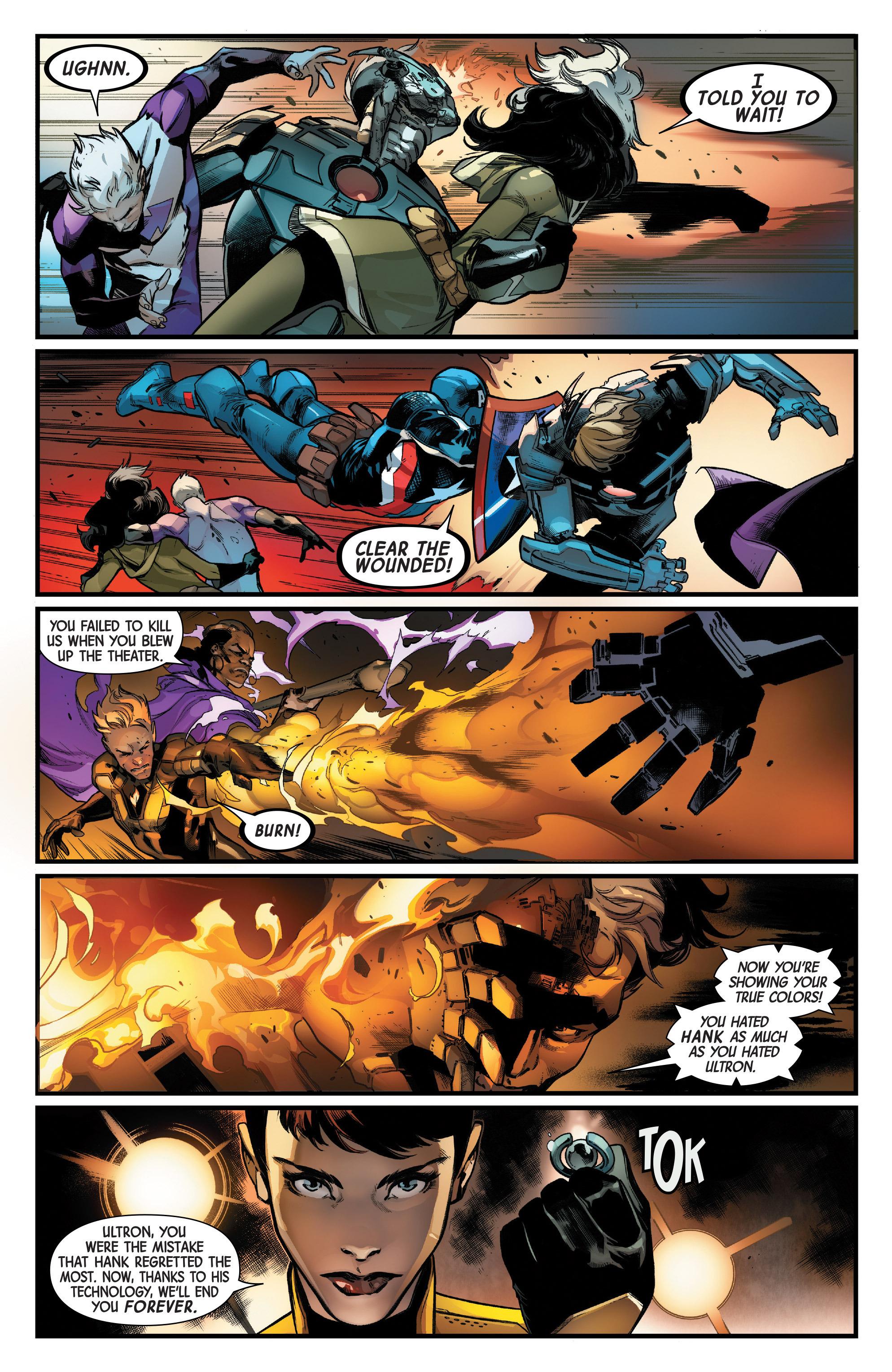 Read online Uncanny Avengers [II] comic -  Issue #11 - 15