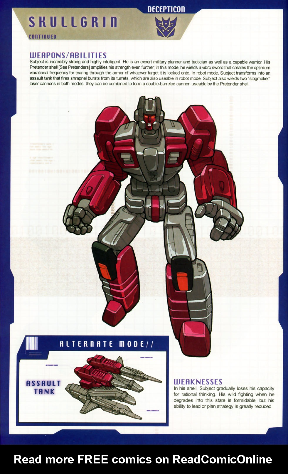 Read online Transformers: More than Meets the Eye comic -  Issue #6 - 10