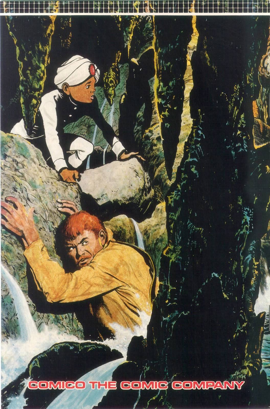 Jonny Quest (1986) issue 12 - Page 37