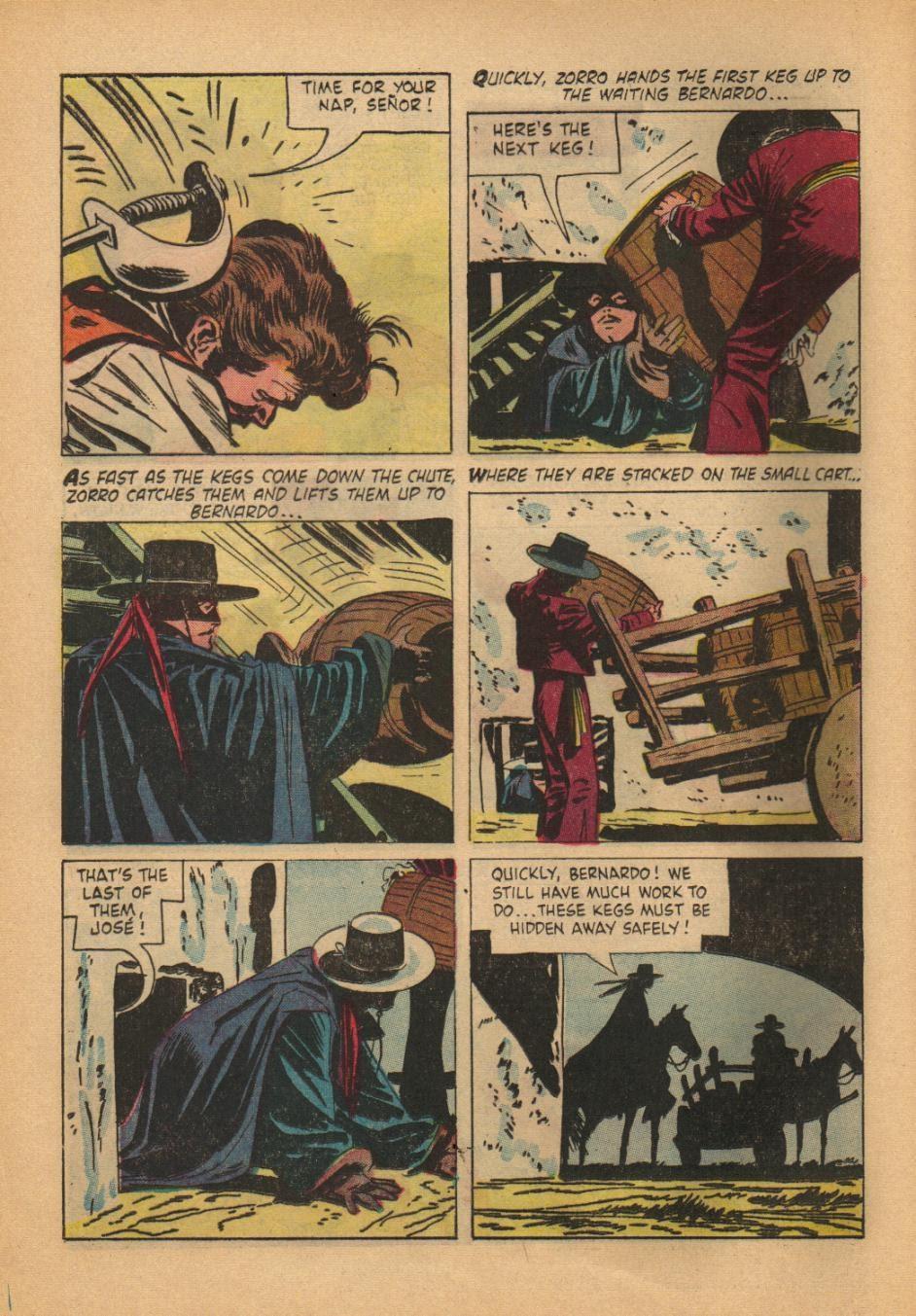 Zorro (1966) issue 2 - Page 16