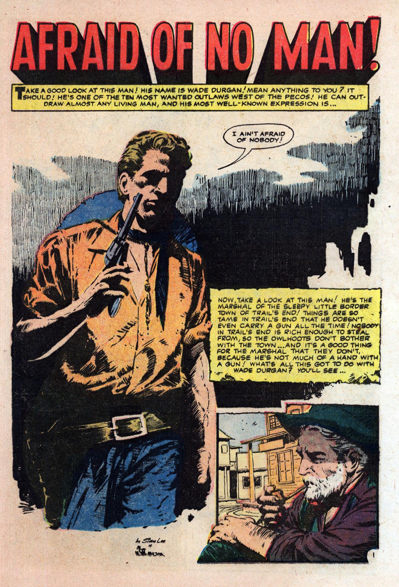 Read online Two-Gun Kid comic -  Issue #30 - 21