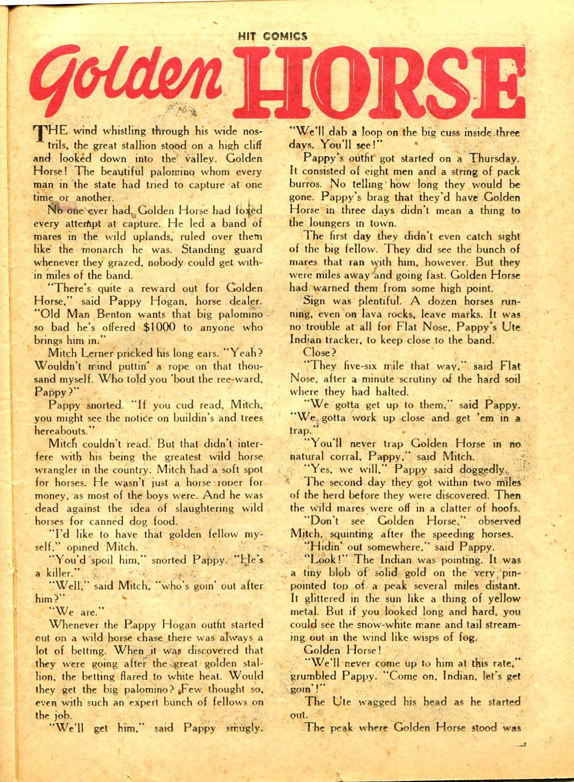Read online Hit Comics comic -  Issue #49 - 37