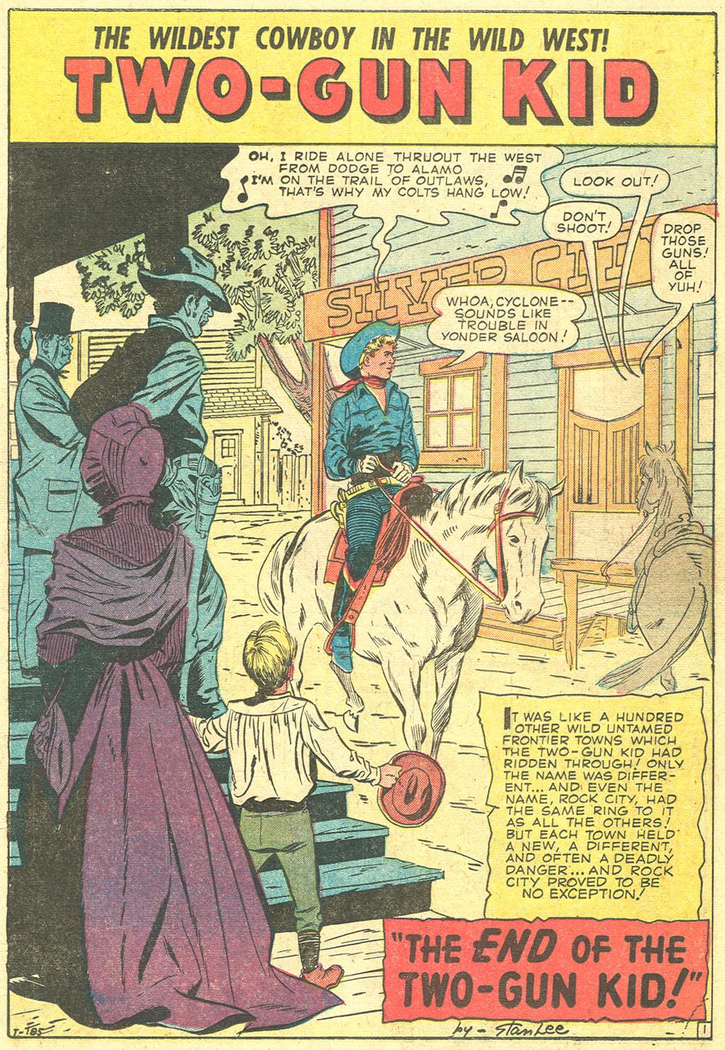 Read online Two-Gun Kid comic -  Issue #47 - 11