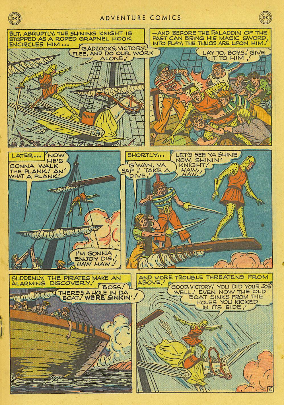 Read online Adventure Comics (1938) comic -  Issue #131 - 23