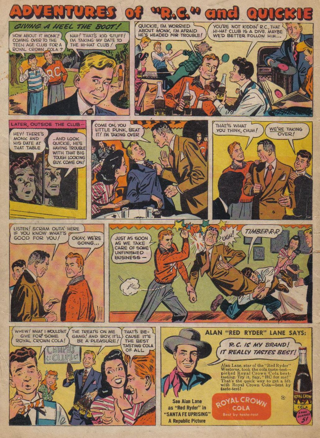 Captain Marvel Adventures issue 64 - Page 52