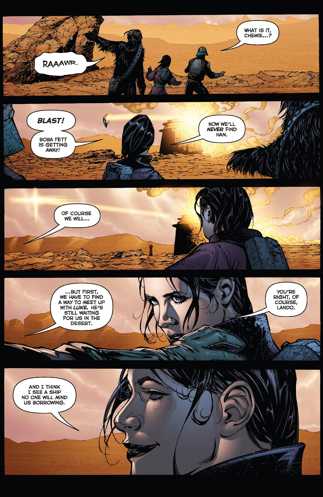 Read online Star Wars Legends: Infinities - Epic Collection comic -  Issue # TPB (Part 3) - 7