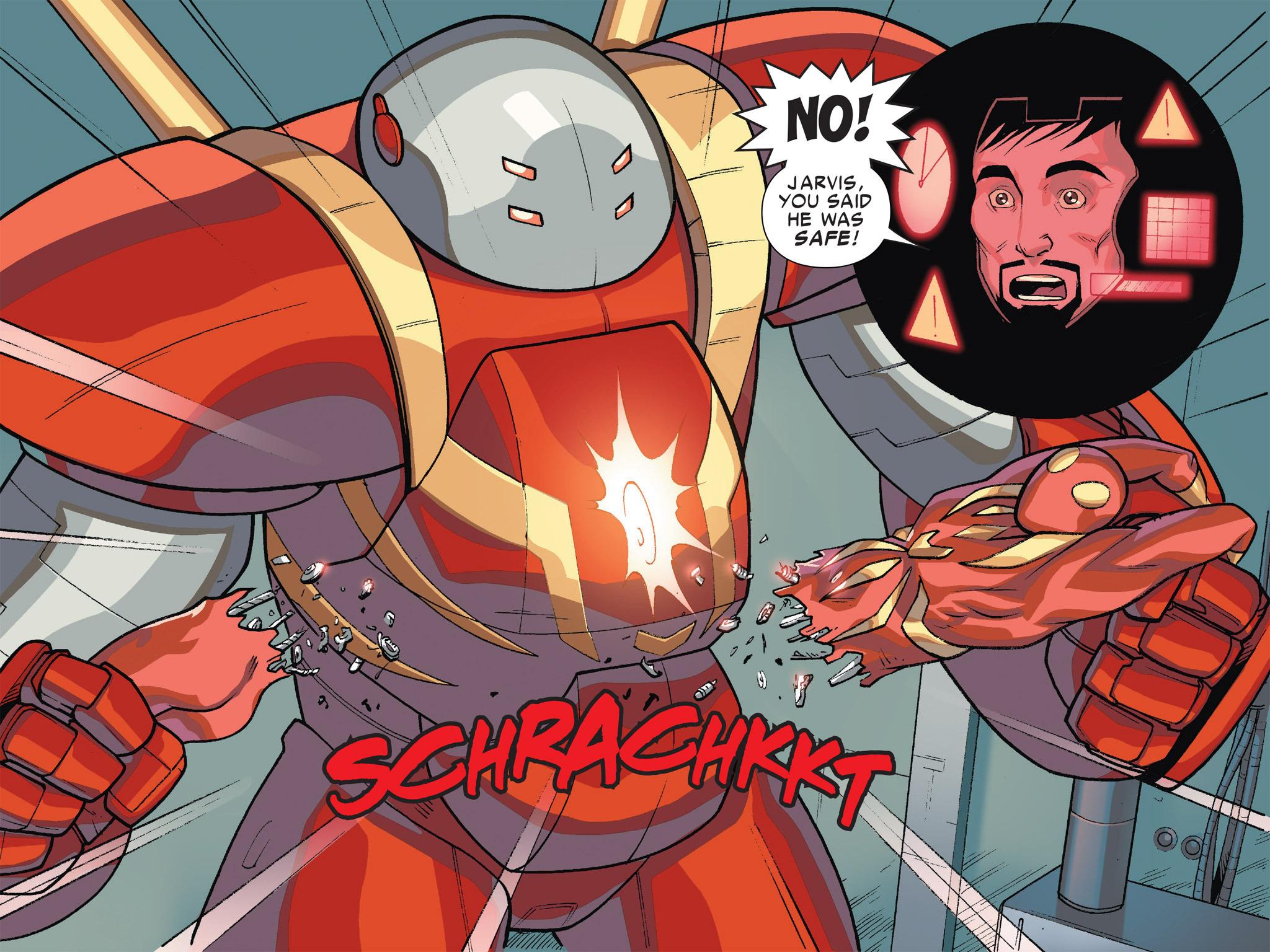Read online Ultimate Spider-Man (Infinite Comics) (2016) comic -  Issue #5 - 22