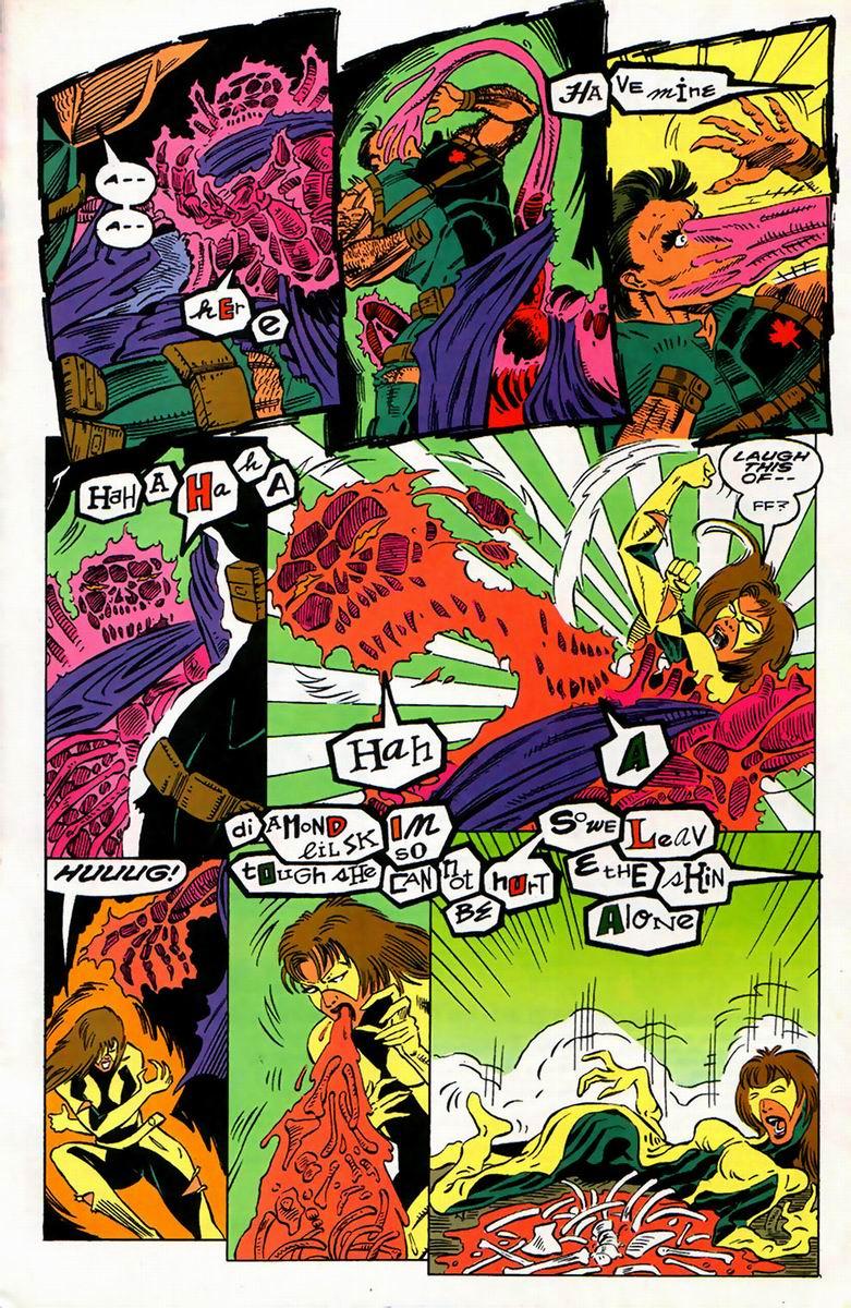 Read online Alpha Flight (1983) comic -  Issue #126 - 6