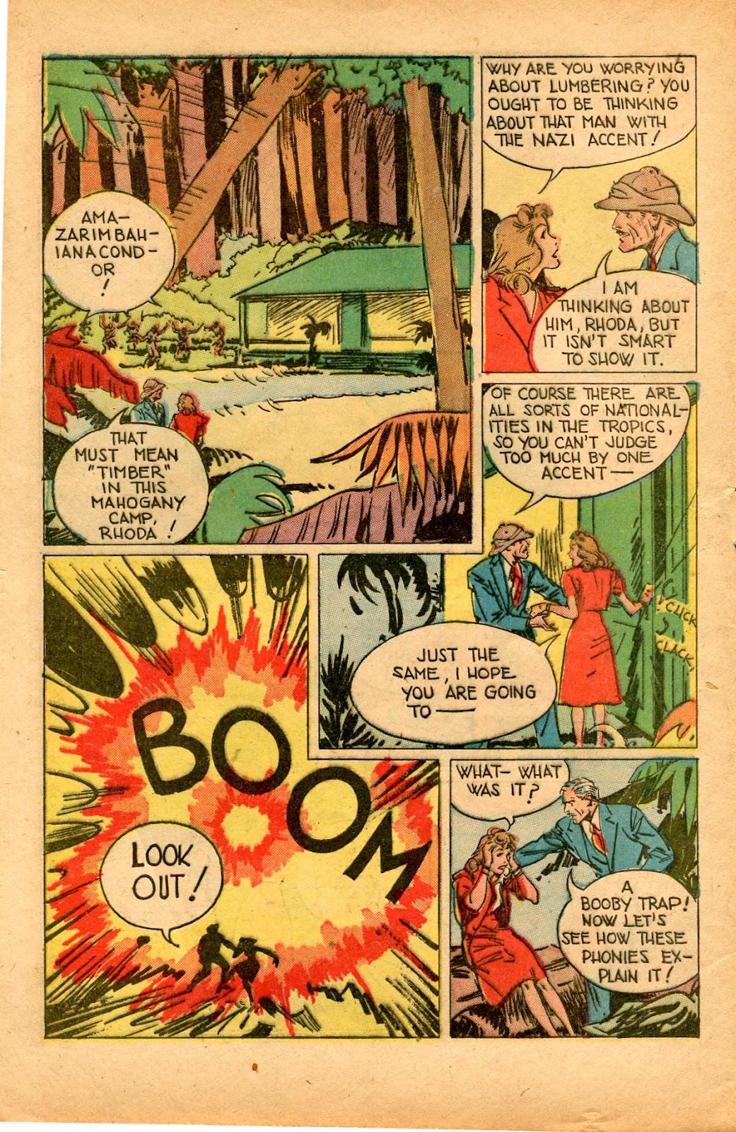Read online Super-Magician Comics comic -  Issue #33 - 8