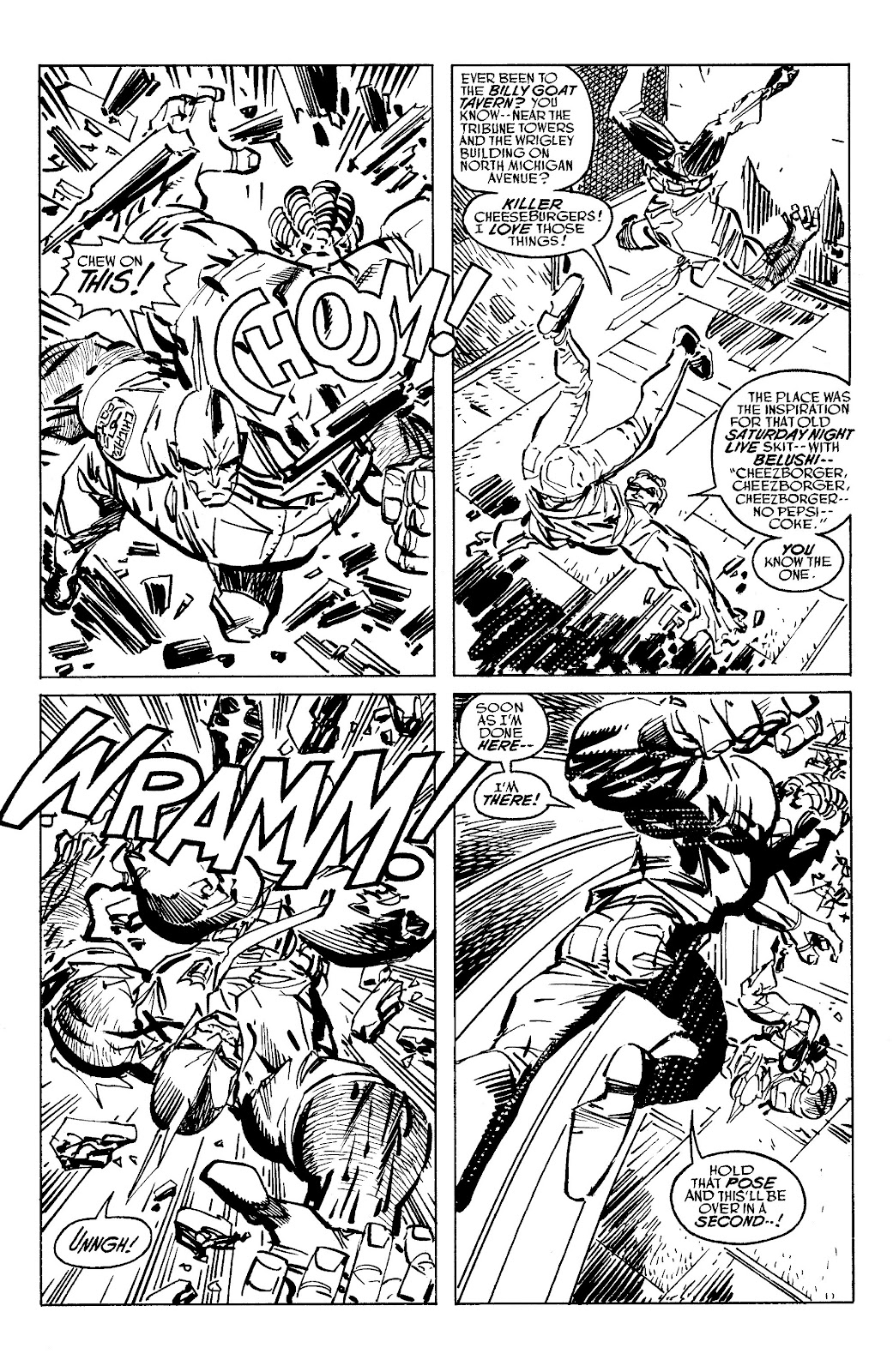 Read online Savage Dragon Archives comic -  Issue # TPB 6 (Part 5) - 16