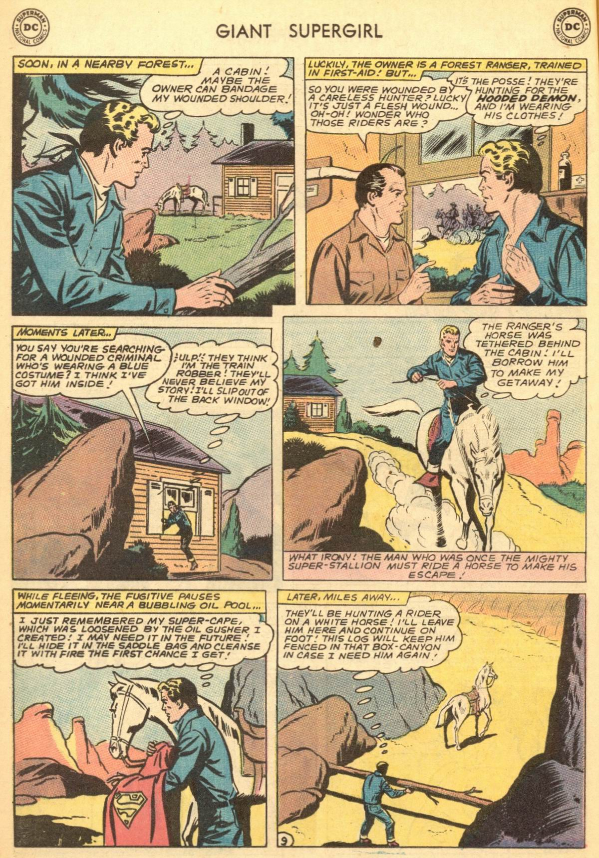 Read online Adventure Comics (1938) comic -  Issue #390 - 38