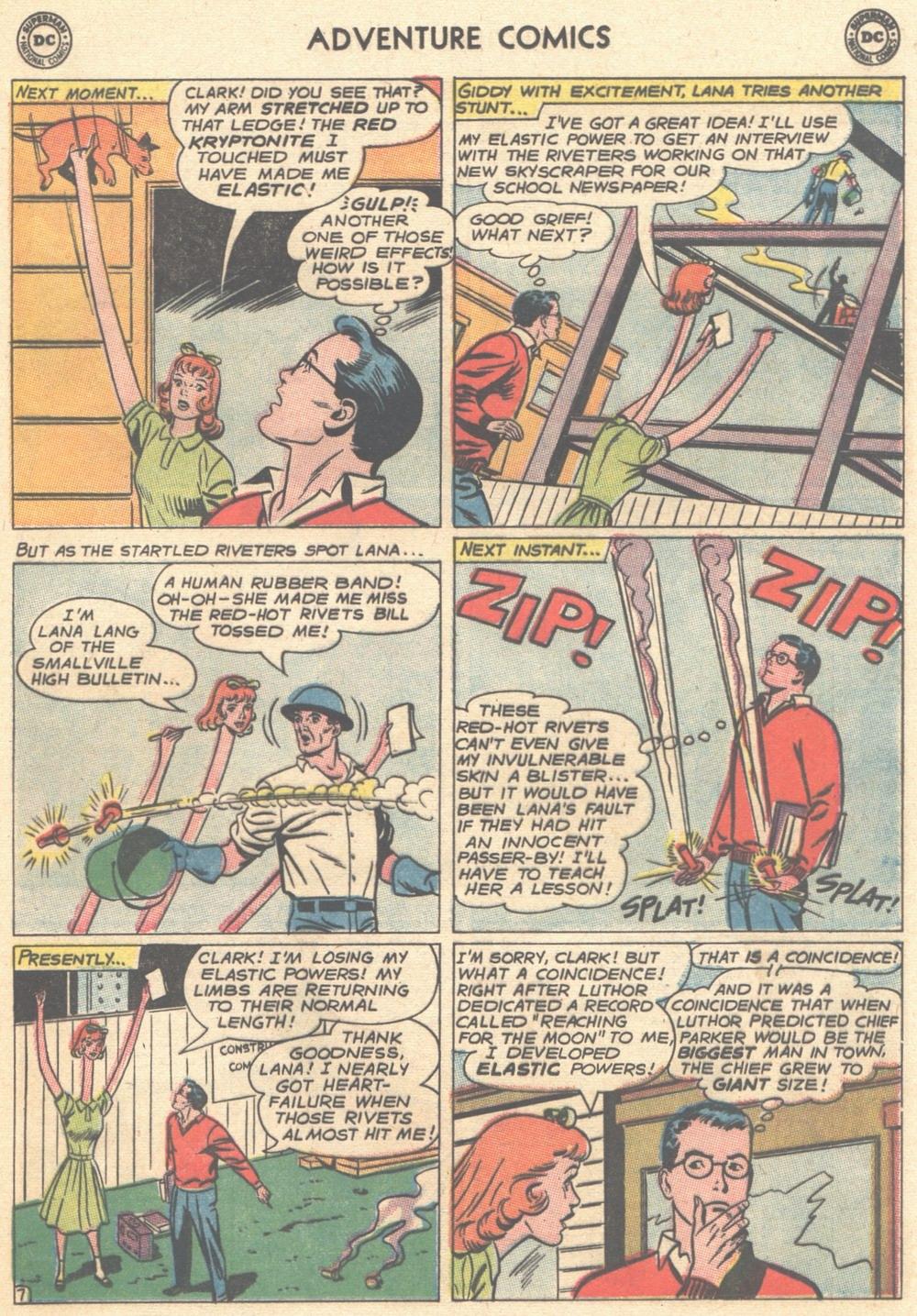 Read online Adventure Comics (1938) comic -  Issue #308 - 8