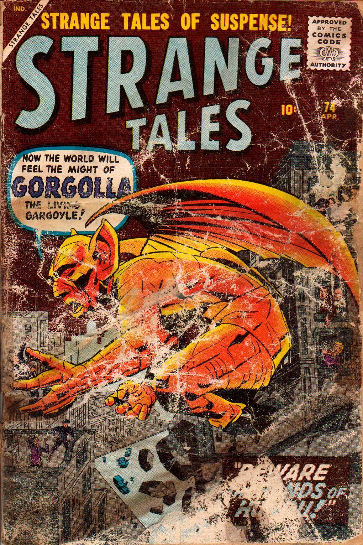 Strange Tales (1951) 74 Page 1