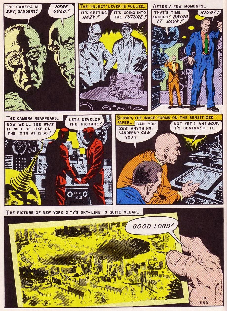Weird Fantasy (1951) issue 11 - Page 23
