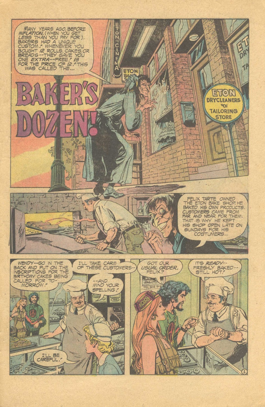 Weird Mystery Tales issue 20 - Page 20