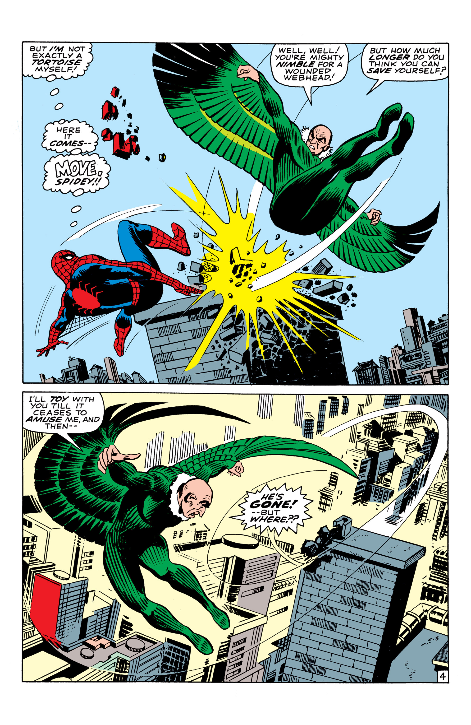 The Amazing Spider-Man (1963) 64 Page 4