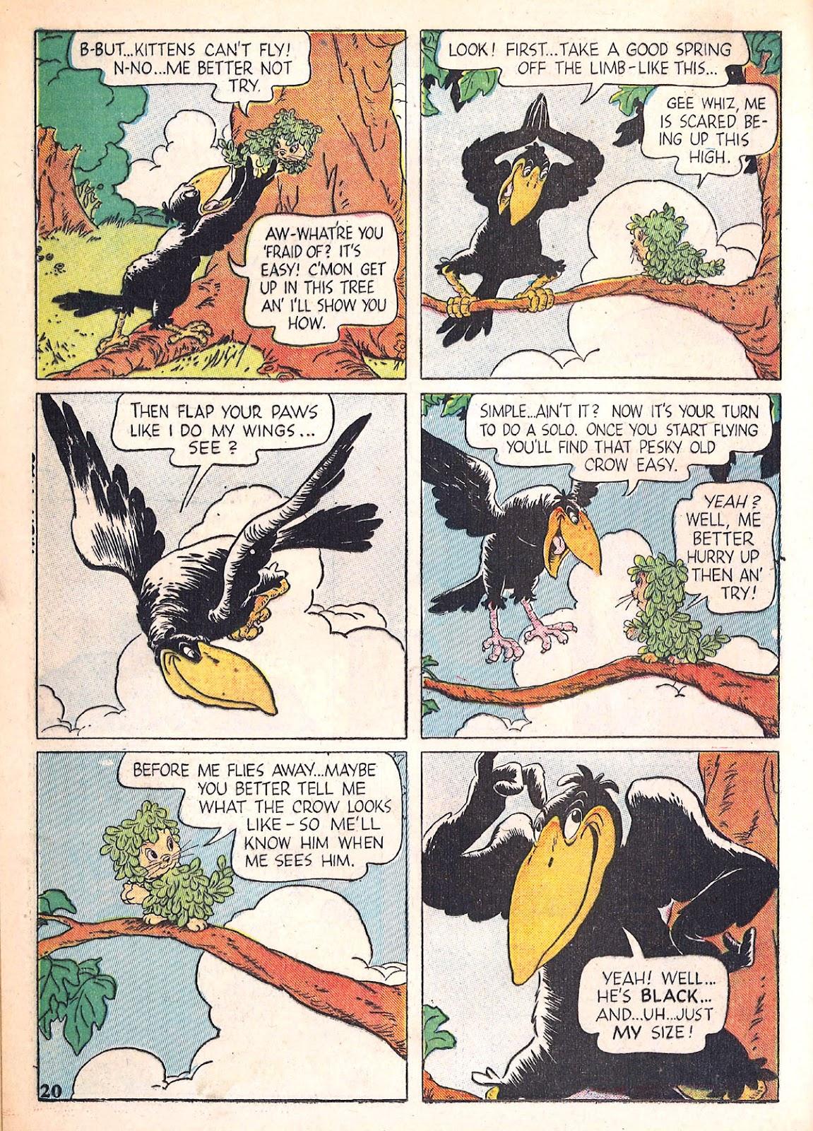 Read online Animal Comics comic -  Issue #4 - 23