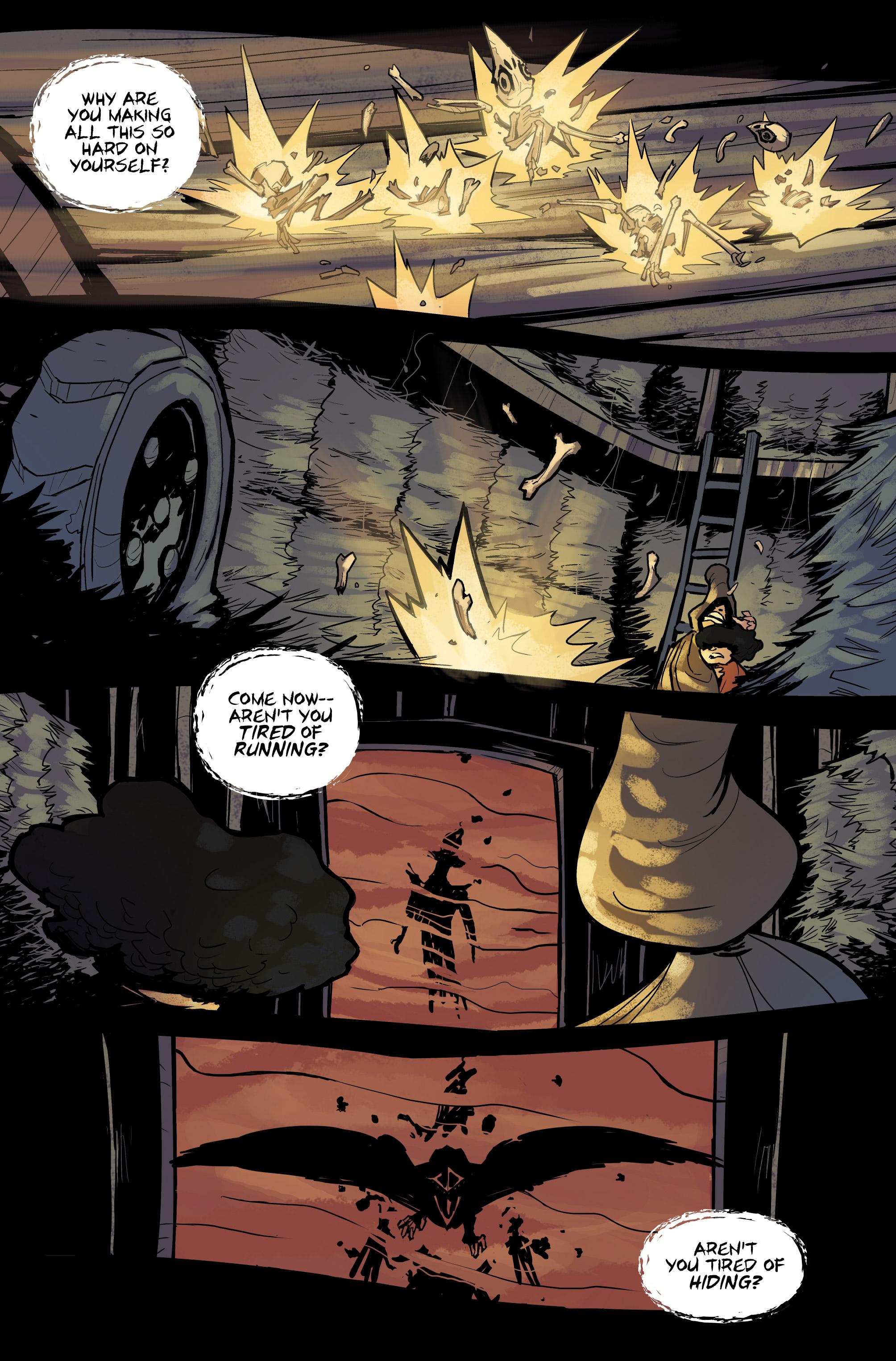 Read online Little Nightmares comic -  Issue #1 - 19